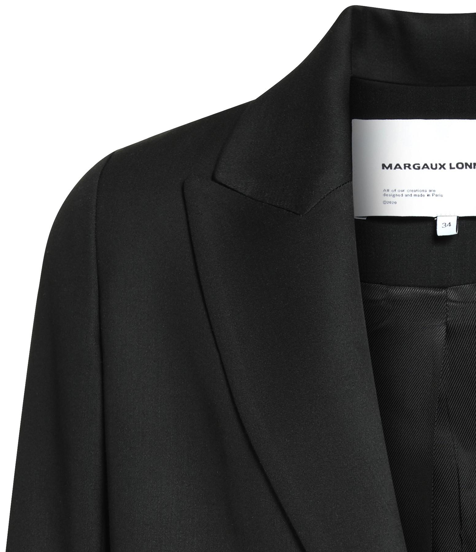MARGAUX LONNBERG - Veste Blazer Barry Noir