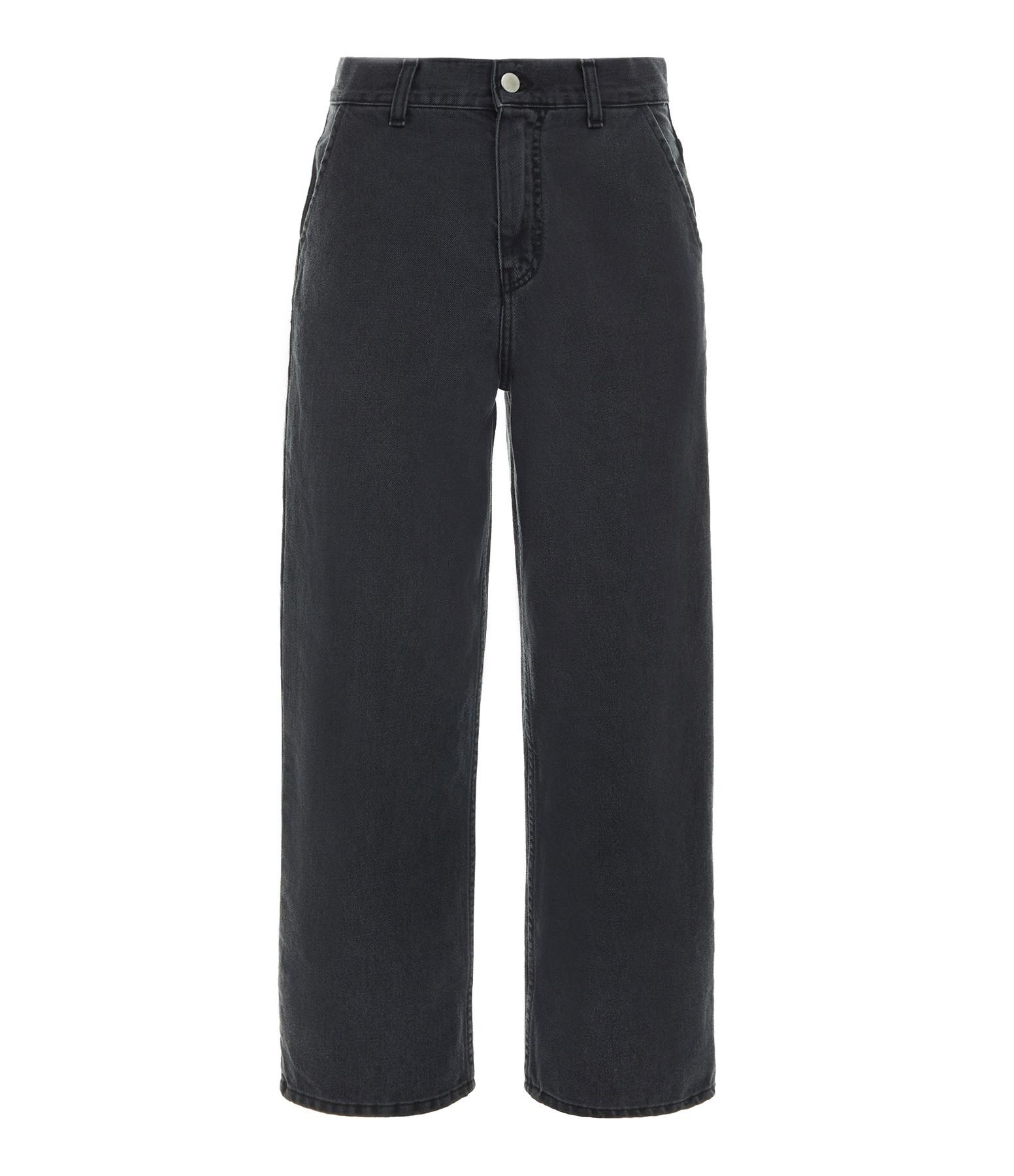 MARGAUX LONNBERG - Pantalon Clifford Noir Délavé