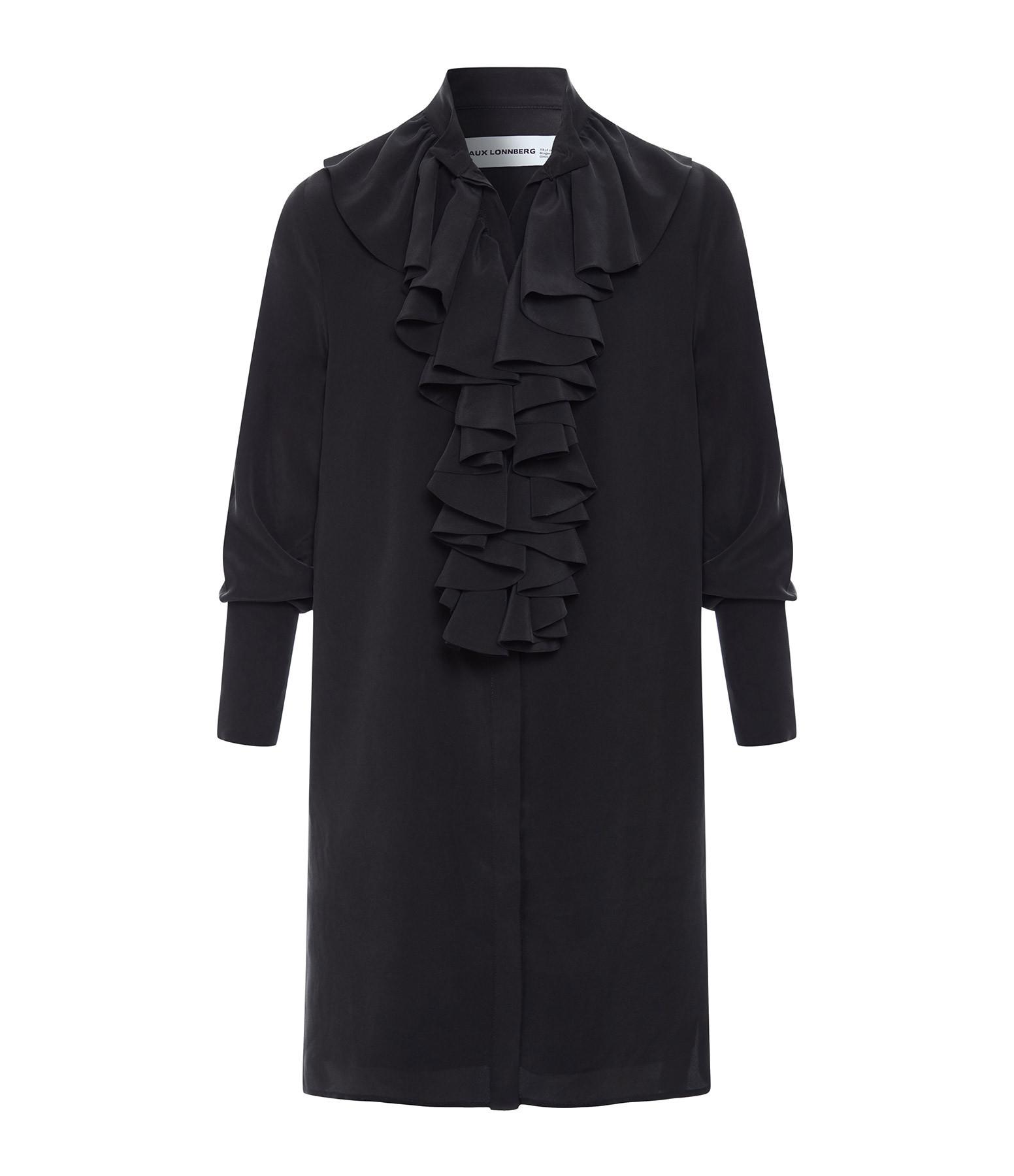 MARGAUX LONNBERG - Robe Dakota Noir
