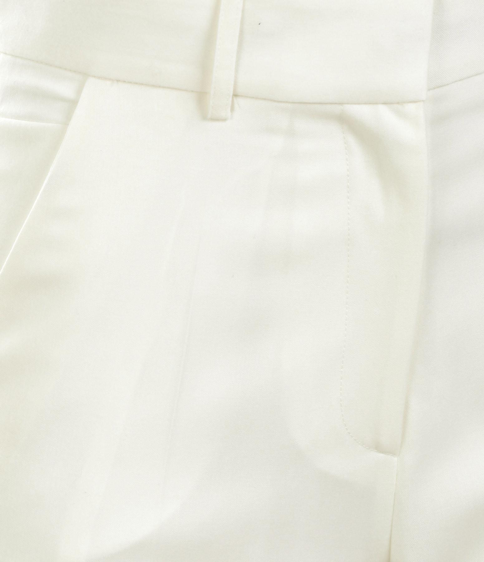 MARGAUX LONNBERG - Pantalon Anatole Blanc