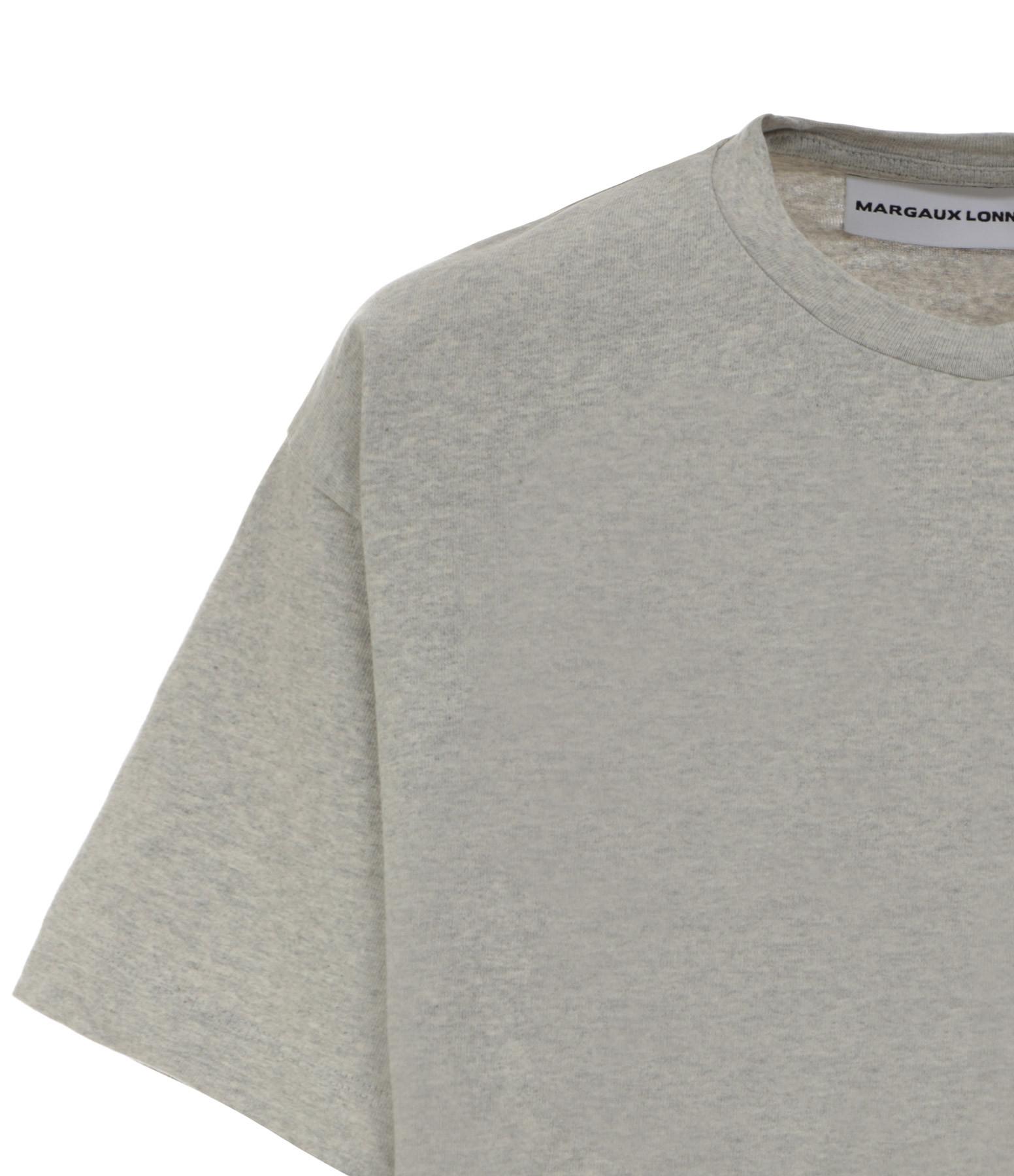 MARGAUX LONNBERG - Tee-shirt Brisa Gris