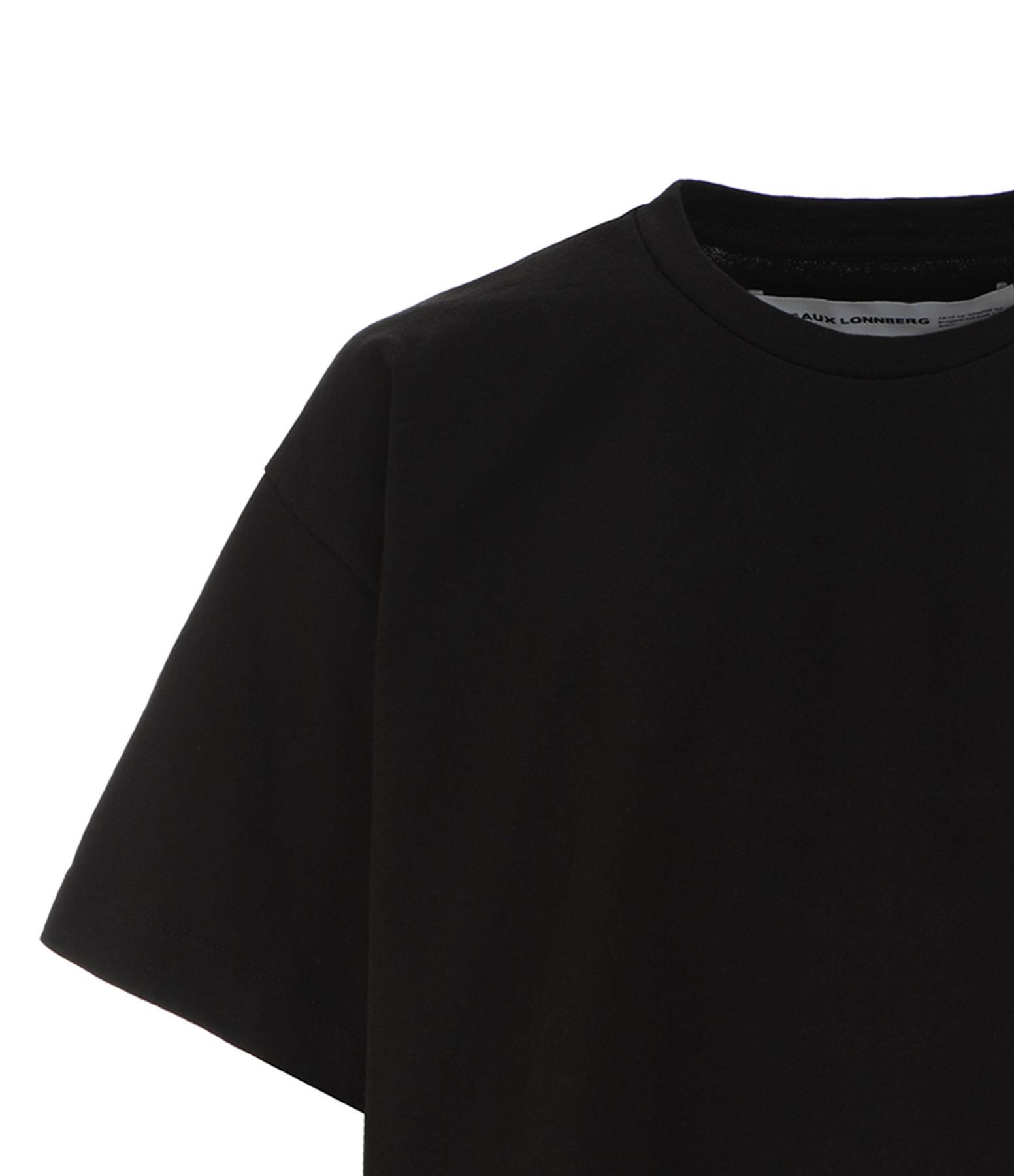 MARGAUX LONNBERG - Tee-shirt Brisa Noir