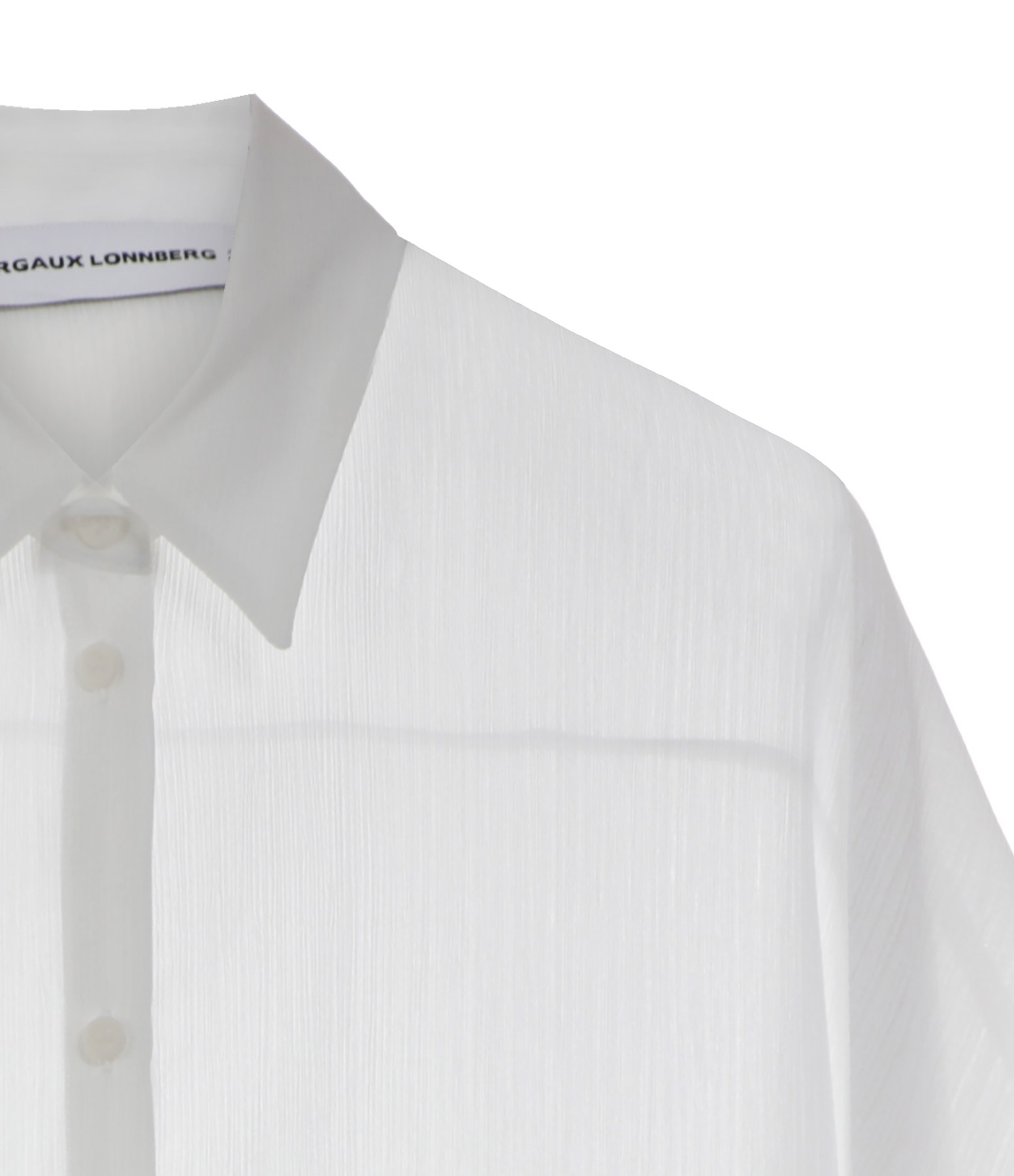 MARGAUX LONNBERG - Robe Freja Blanc