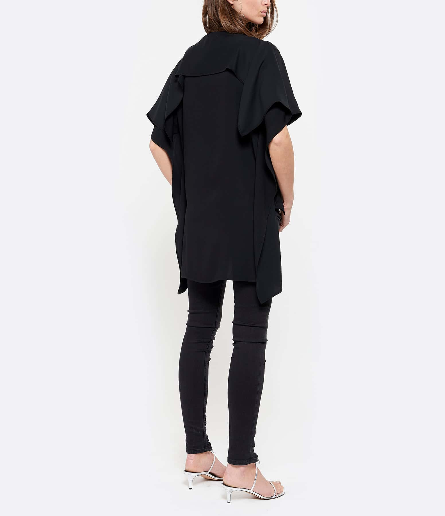 MM6 MAISON MARGIELA - Tee-shirt Noir