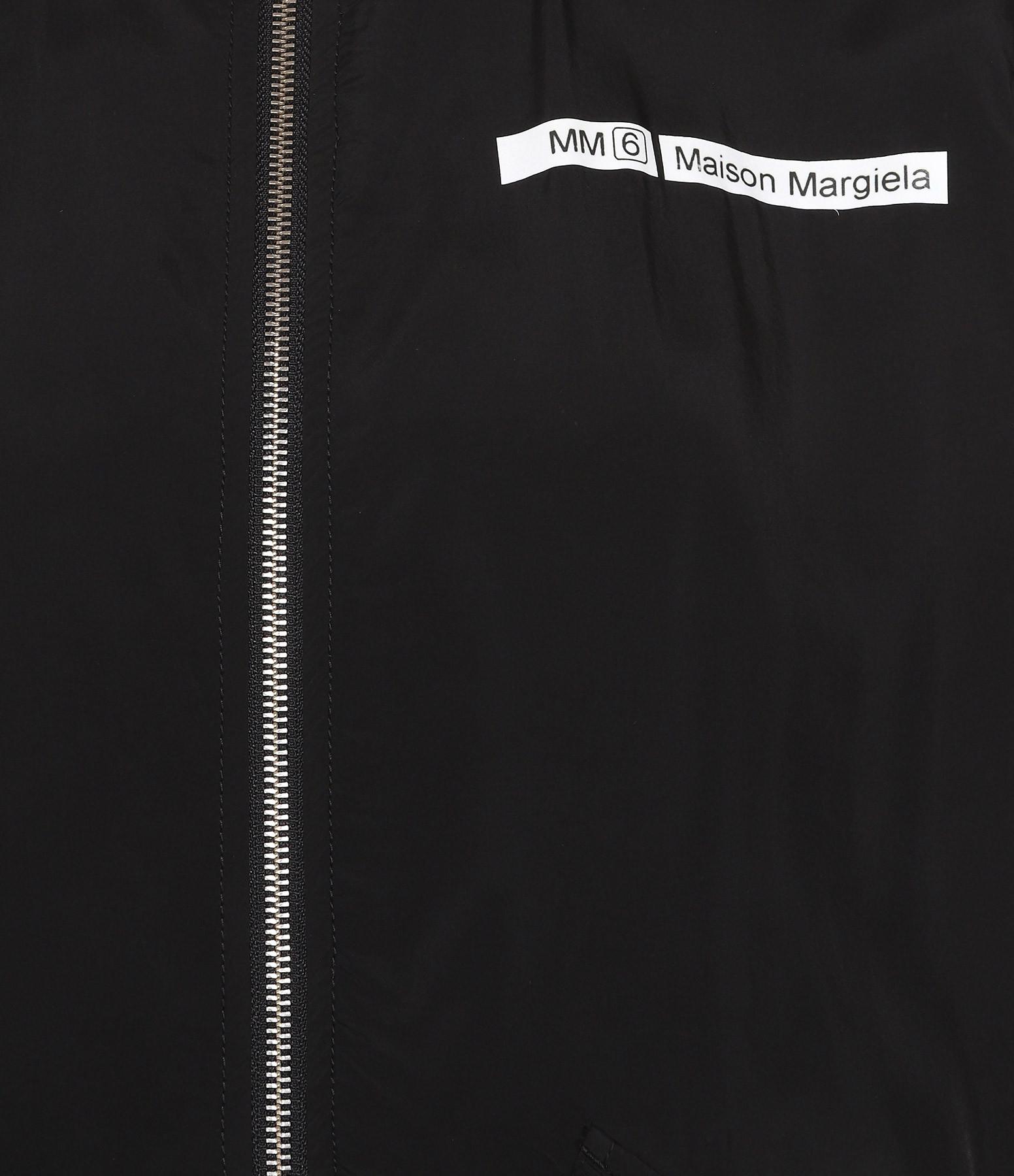 MM6 MAISON MARGIELA - Veste Imprimé Noir