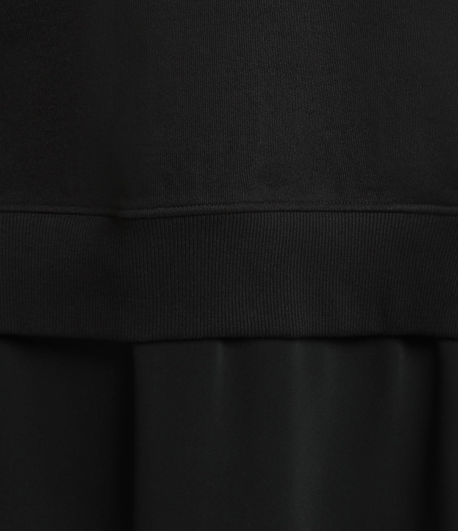 MM6 MAISON MARGIELA - Pull Rectangle Noir