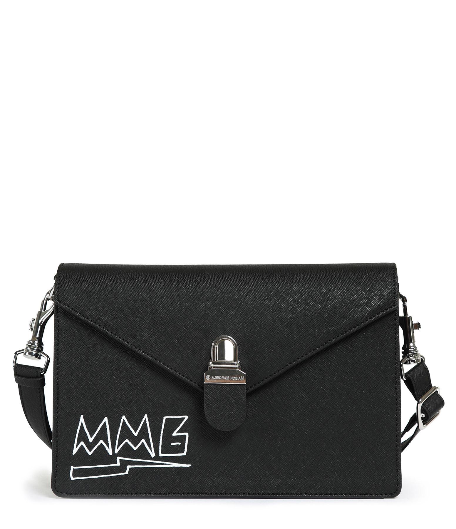 MM6 MAISON MARGIELA - Sac Bandoulière Noir