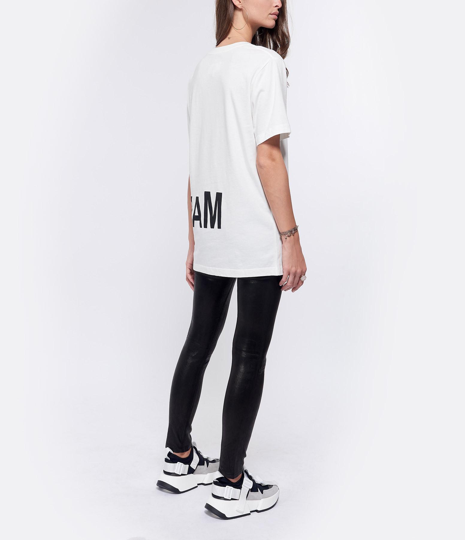 MM6 MAISON MARGIELA - Tee-shirt Imprimé Margiela Beige
