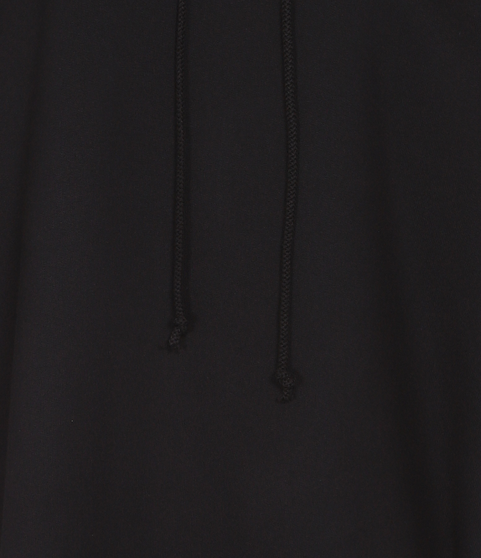 MM6 MAISON MARGIELA - Robe Sweatshirt Noir