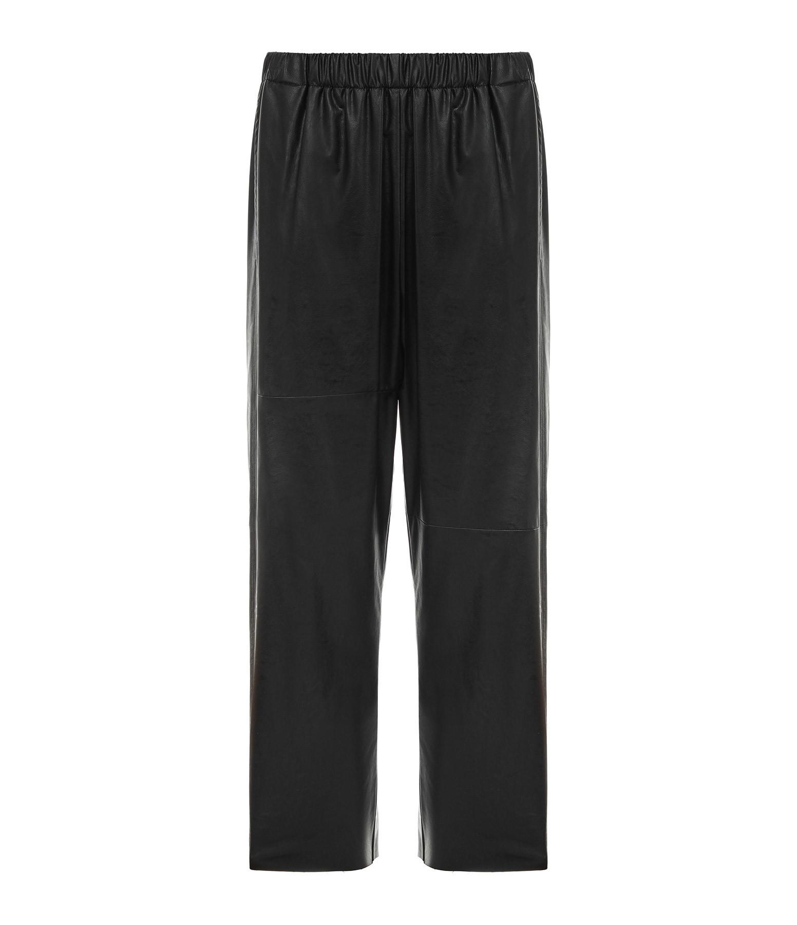 MM6 MAISON MARGIELA - Pantalon Asymétrique Noir