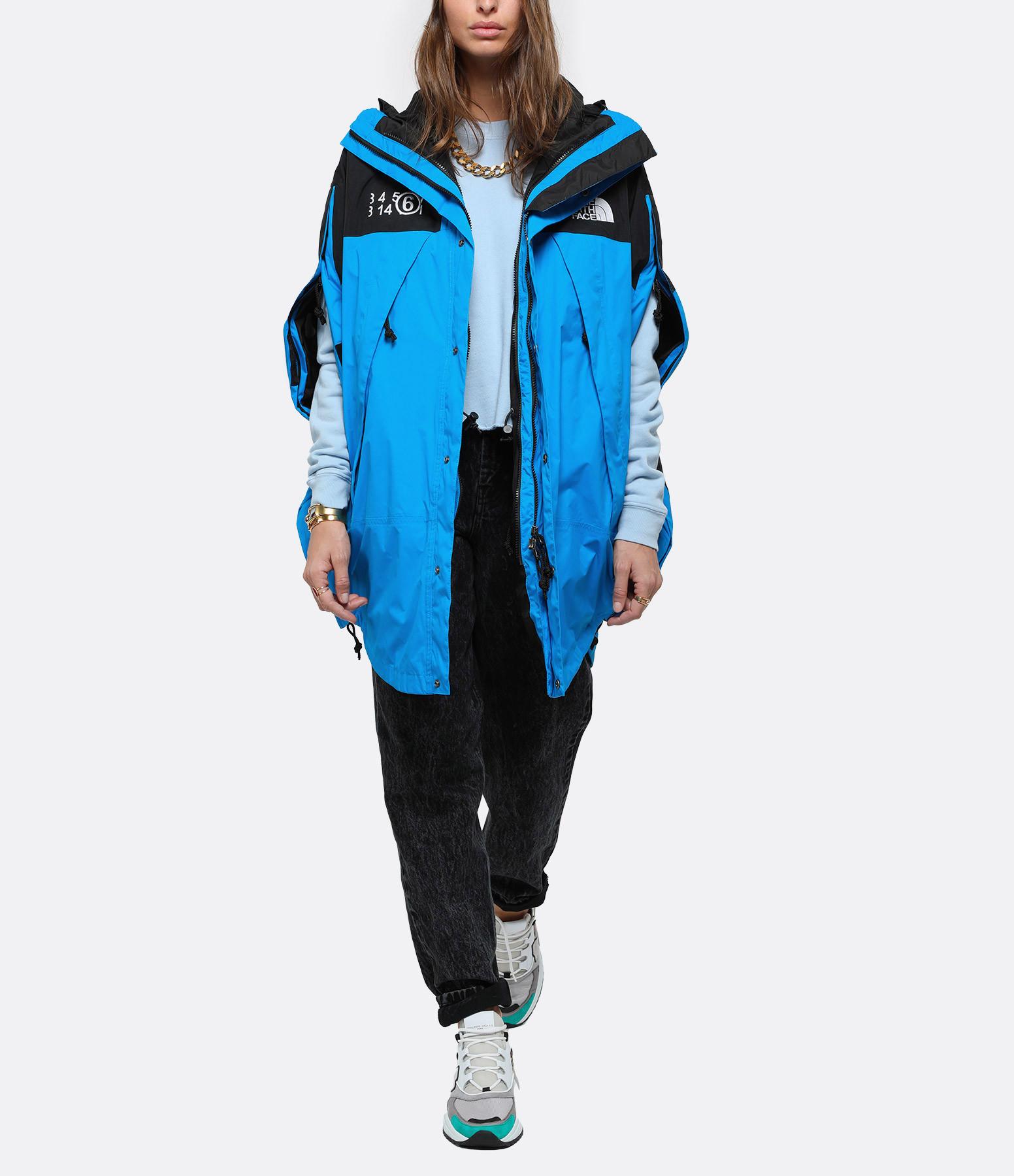 MM6 MAISON MARGIELA - Veste Bleu The North Face x MM6, Collection Studio