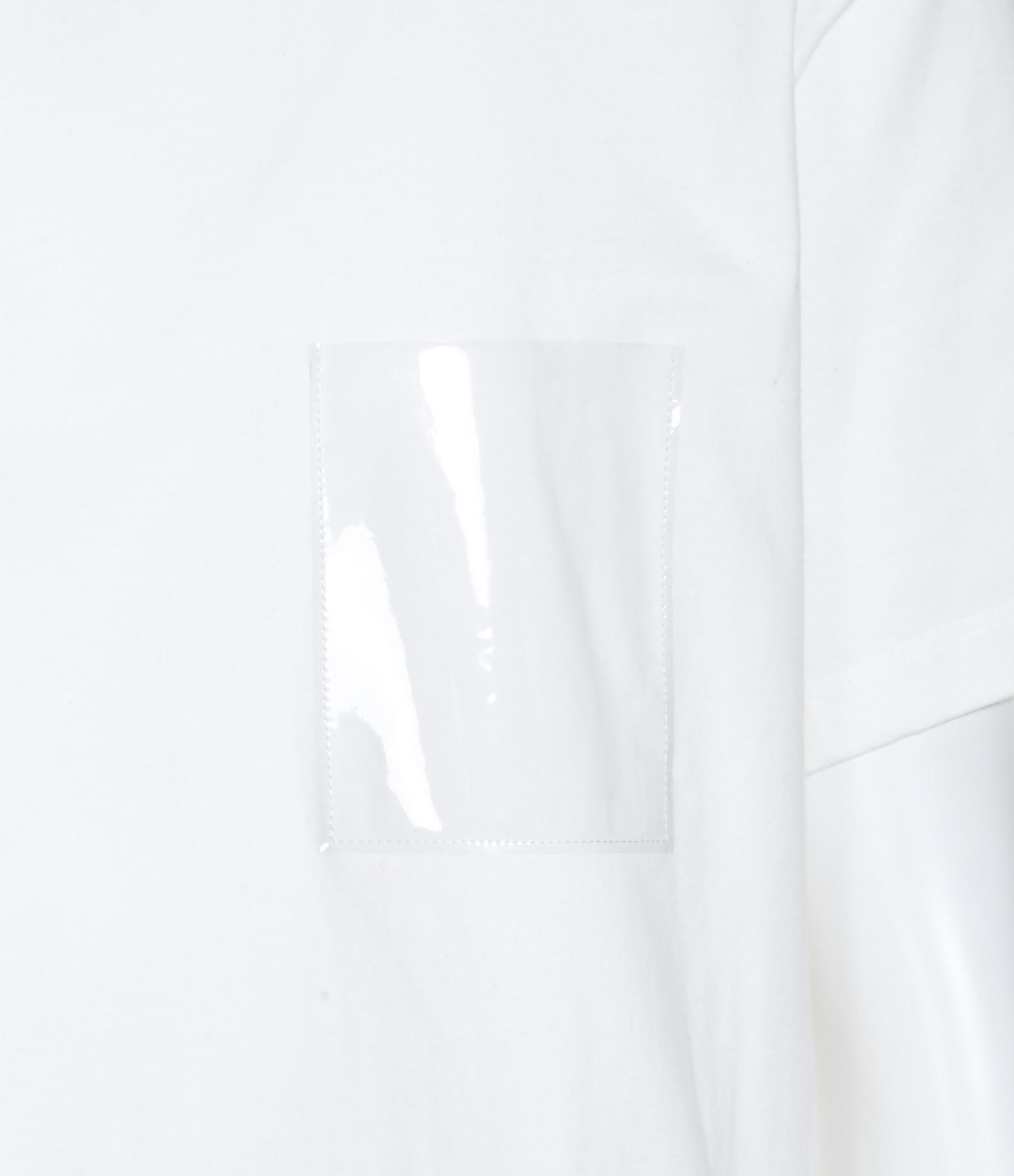 MM6 MAISON MARGIELA - Tee-shirt Poche Blanc