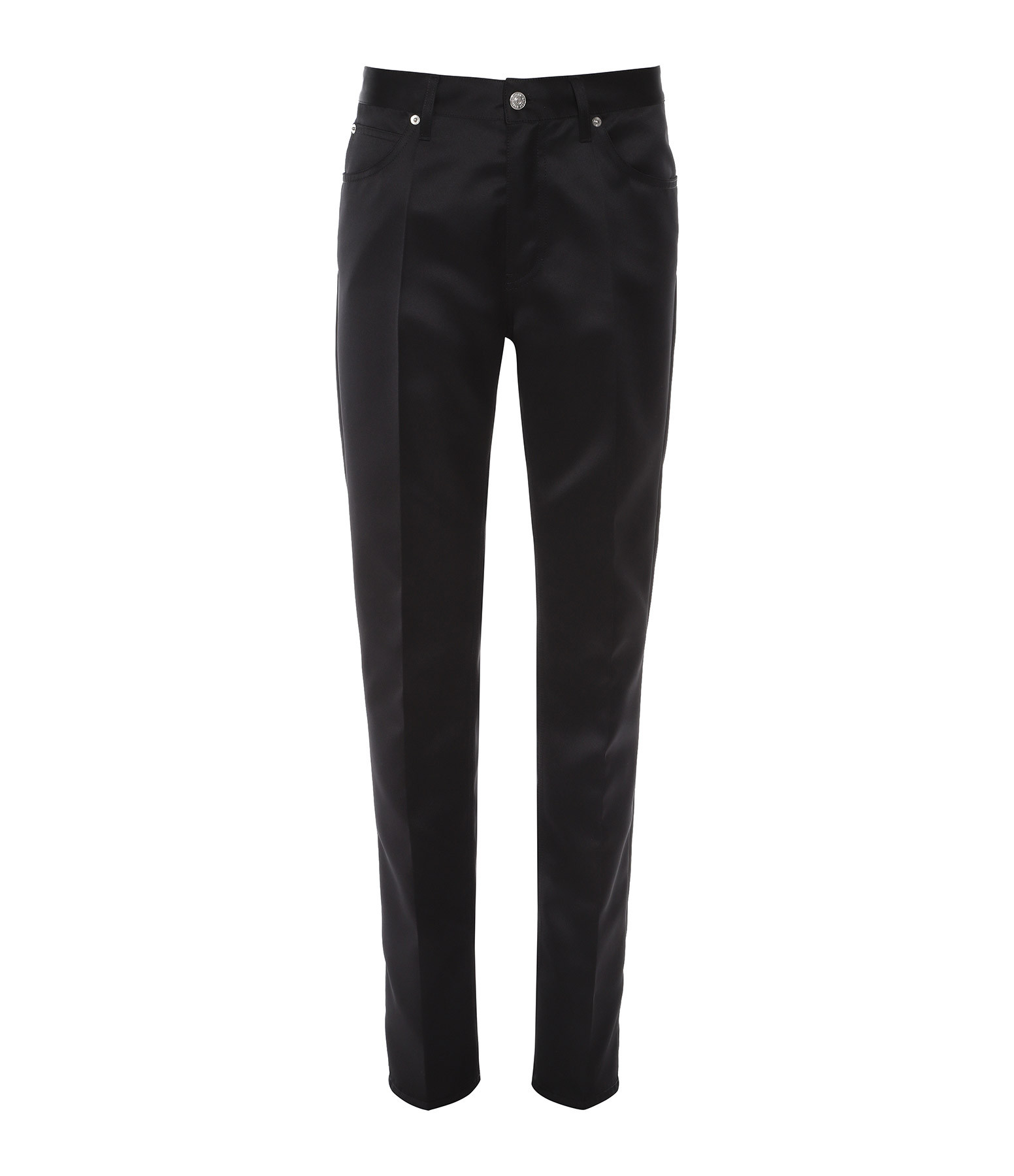 MM6 MAISON MARGIELA - Pantalon 5 Poches Noir Collection Studio