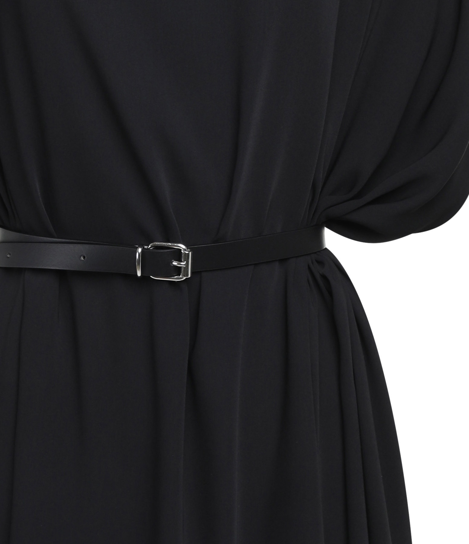 MM6 MAISON MARGIELA - Robe Ronde Noir