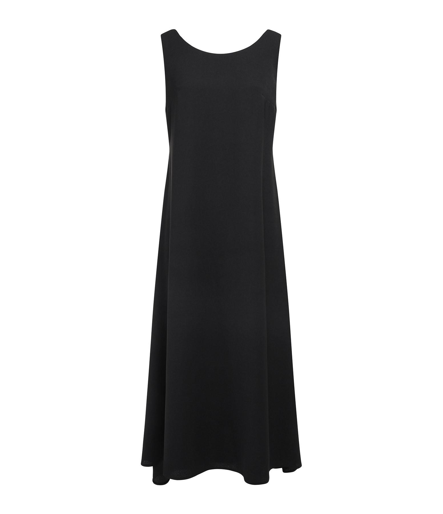 MODETROTTER - Robe Mahaut Noir