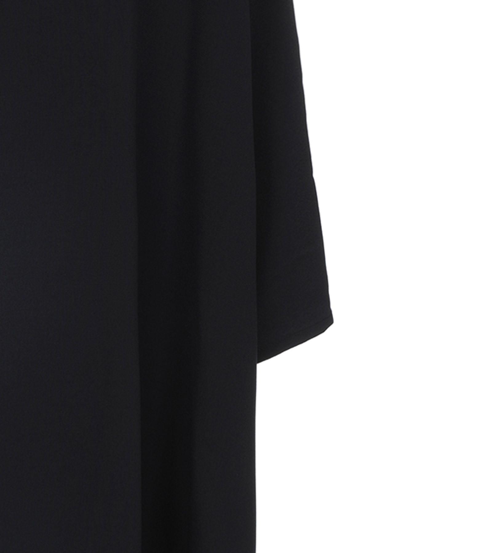 MODETROTTER - Robe Brigitte Imprimé Selen Marine