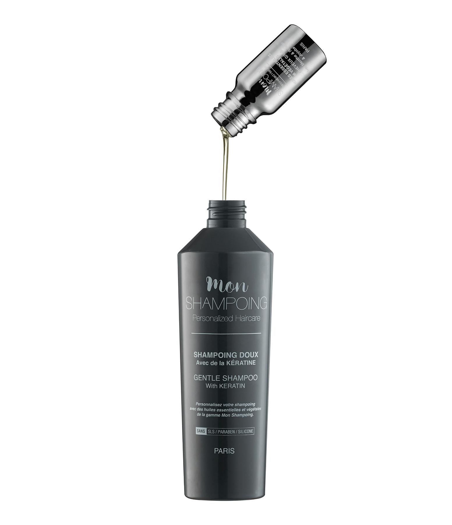 MON SHAMPOING - Shampoing Naturel Neutre Keratine 250 ml