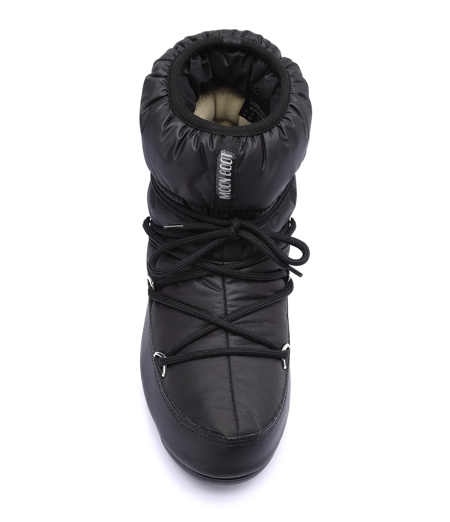 MOON BOOT - Moon Boot Basses Nylon Noir