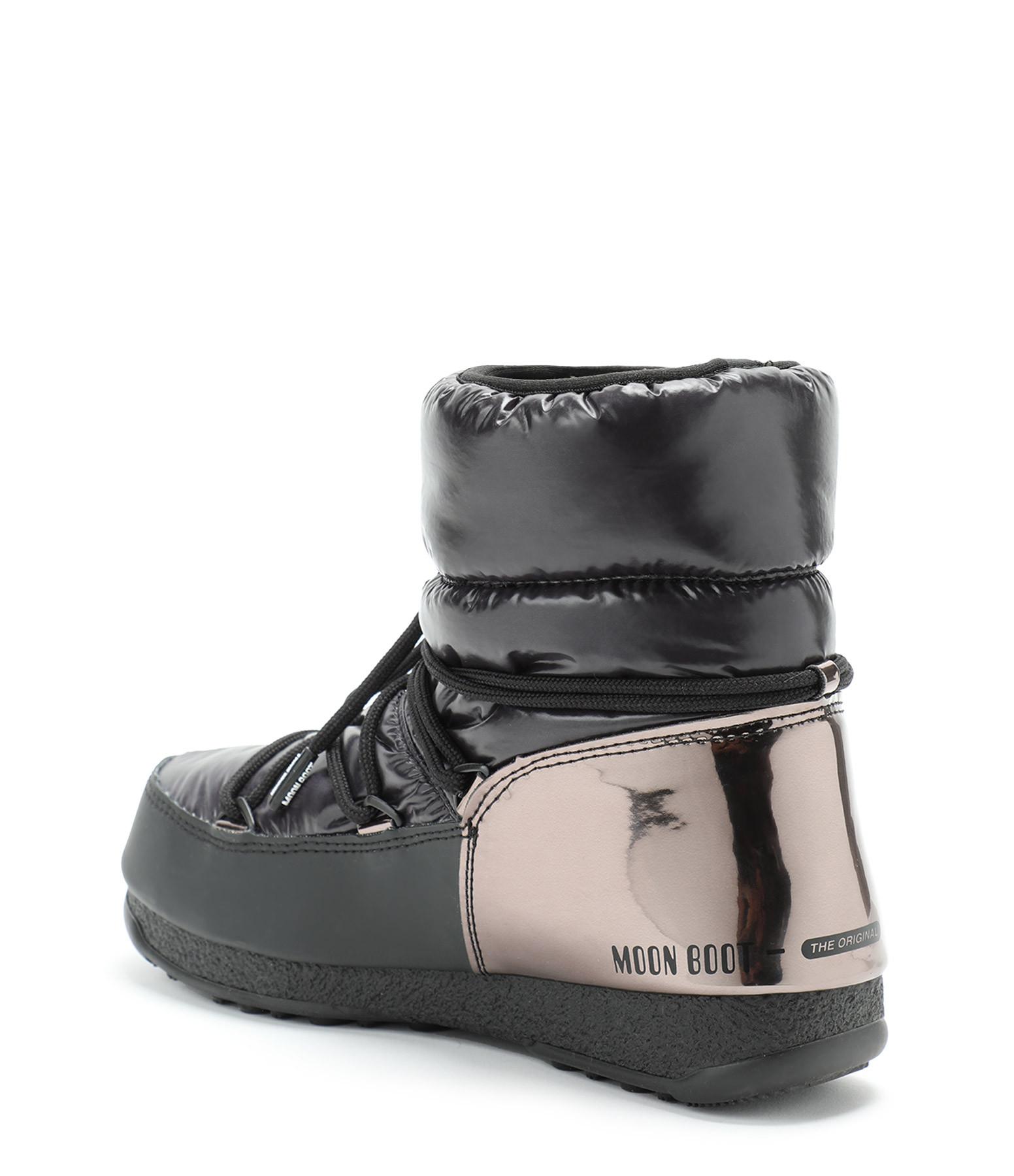 MOON BOOT - Moon Boot Basses Aspen Noir
