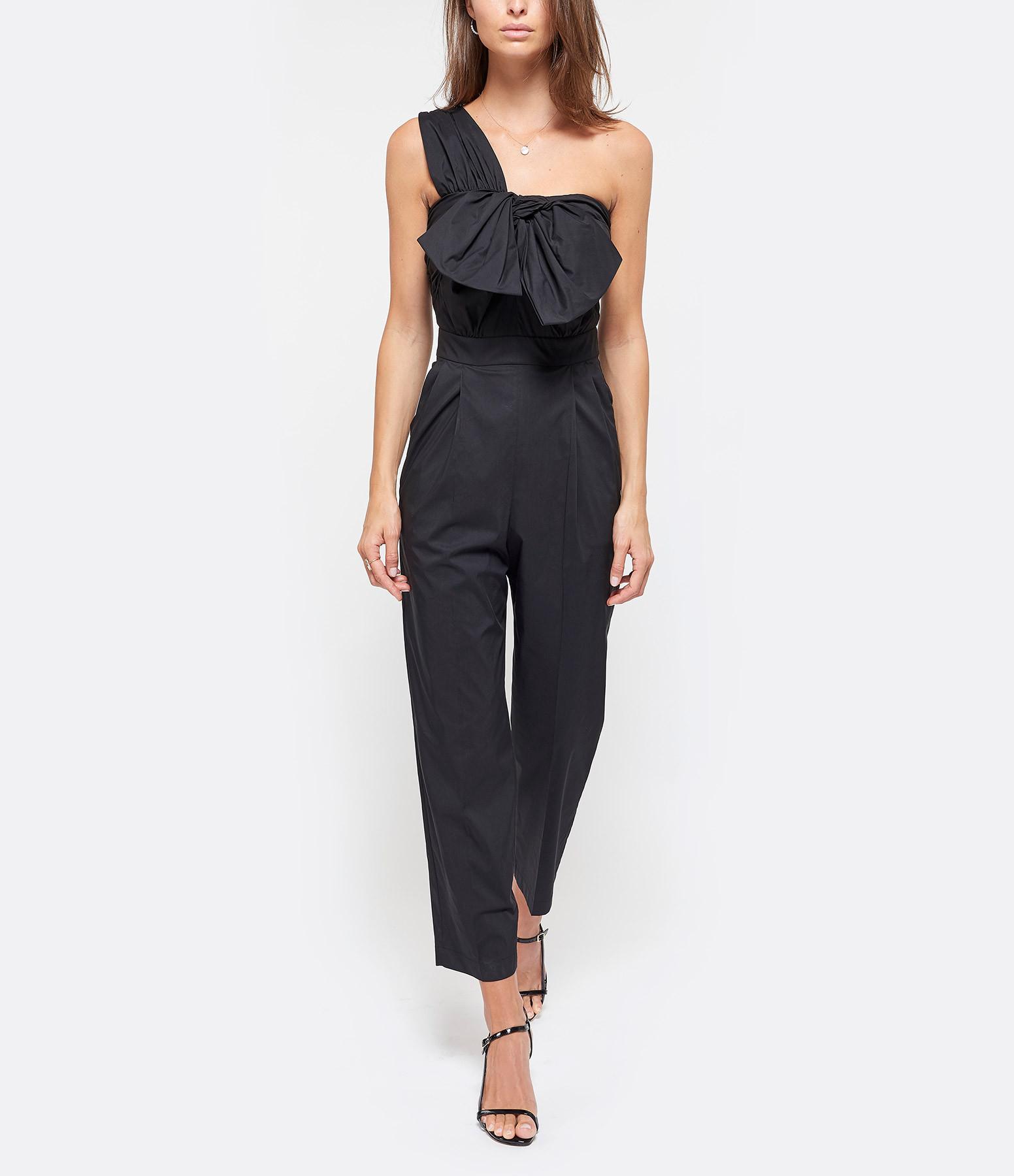 MSGM - Combinaison Pantalon Noir