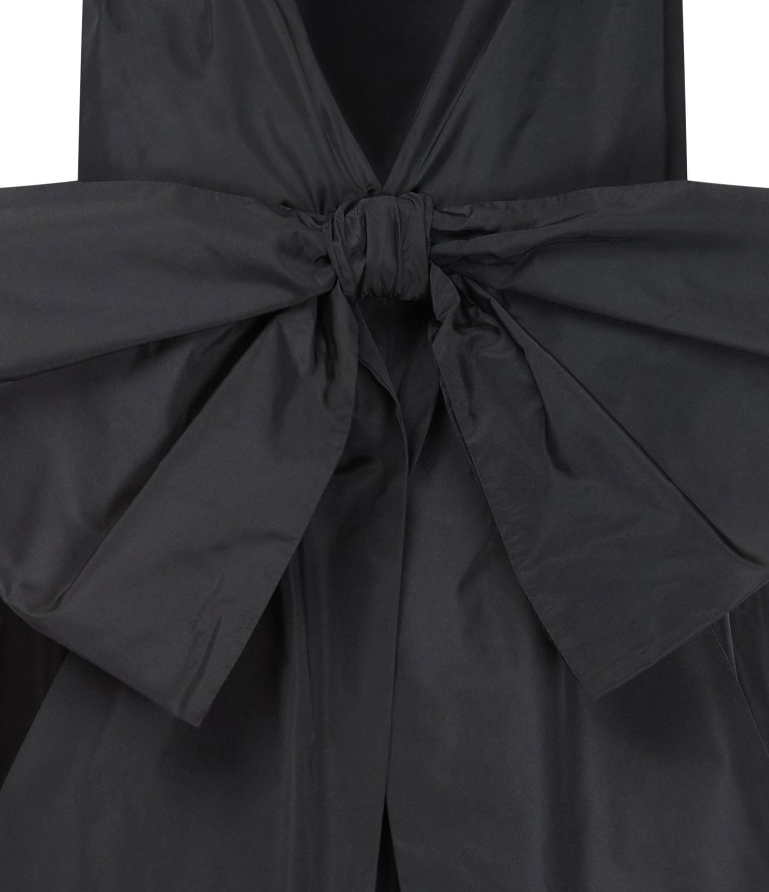 MSGM - Robe Trapèze Noir