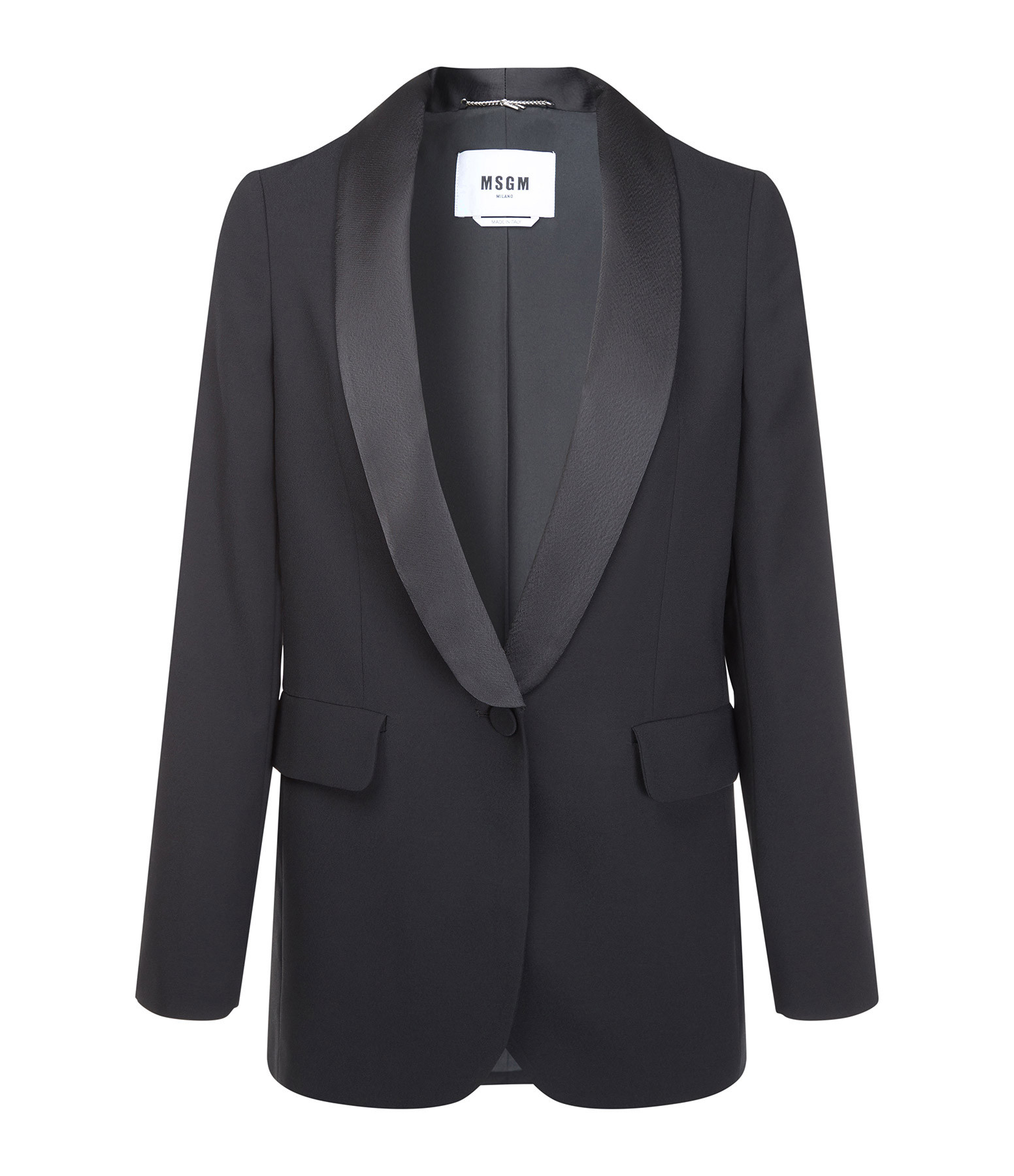 MSGM - Veste Blazer Noir