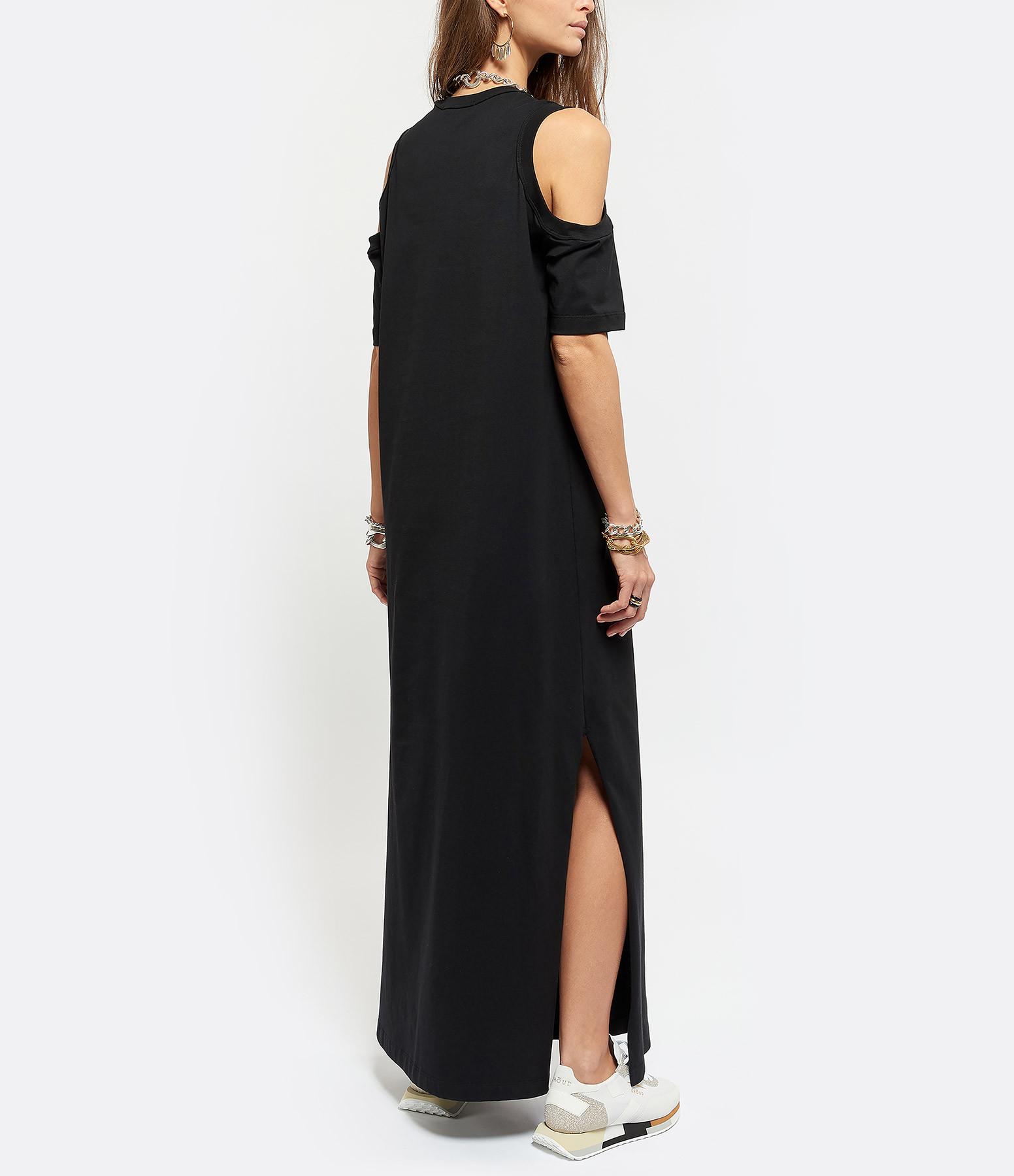 MSGM - Robe Longue Noir