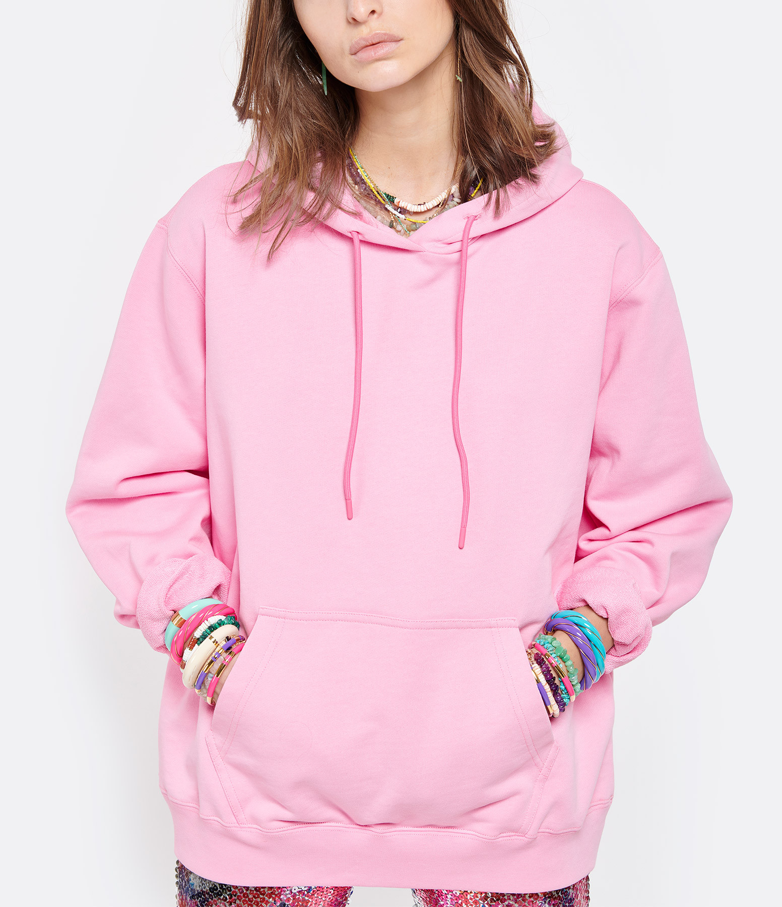 MSGM - Sweatshirt MSGM Rose