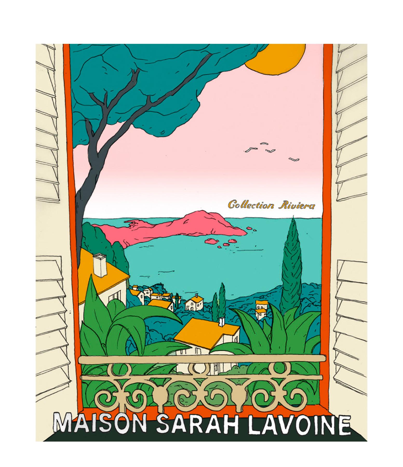 MAISON SARAH LAVOINE - Affiche L'Évasion 50x70cm