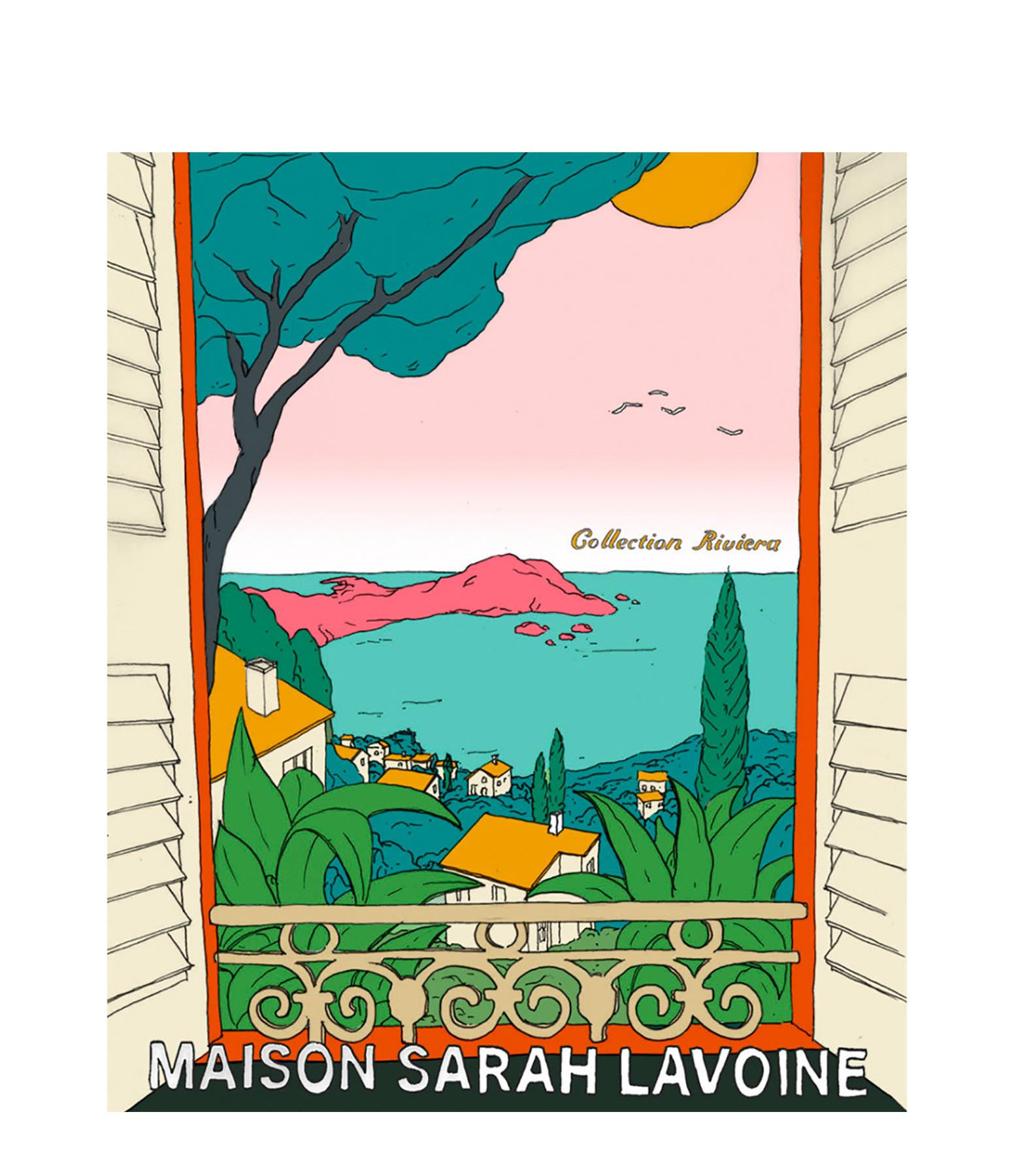 MAISON SARAH LAVOINE - Affiche L'Évasion 30x40cm
