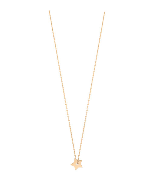 Collier Tiny Open Star - GINETTE_NY