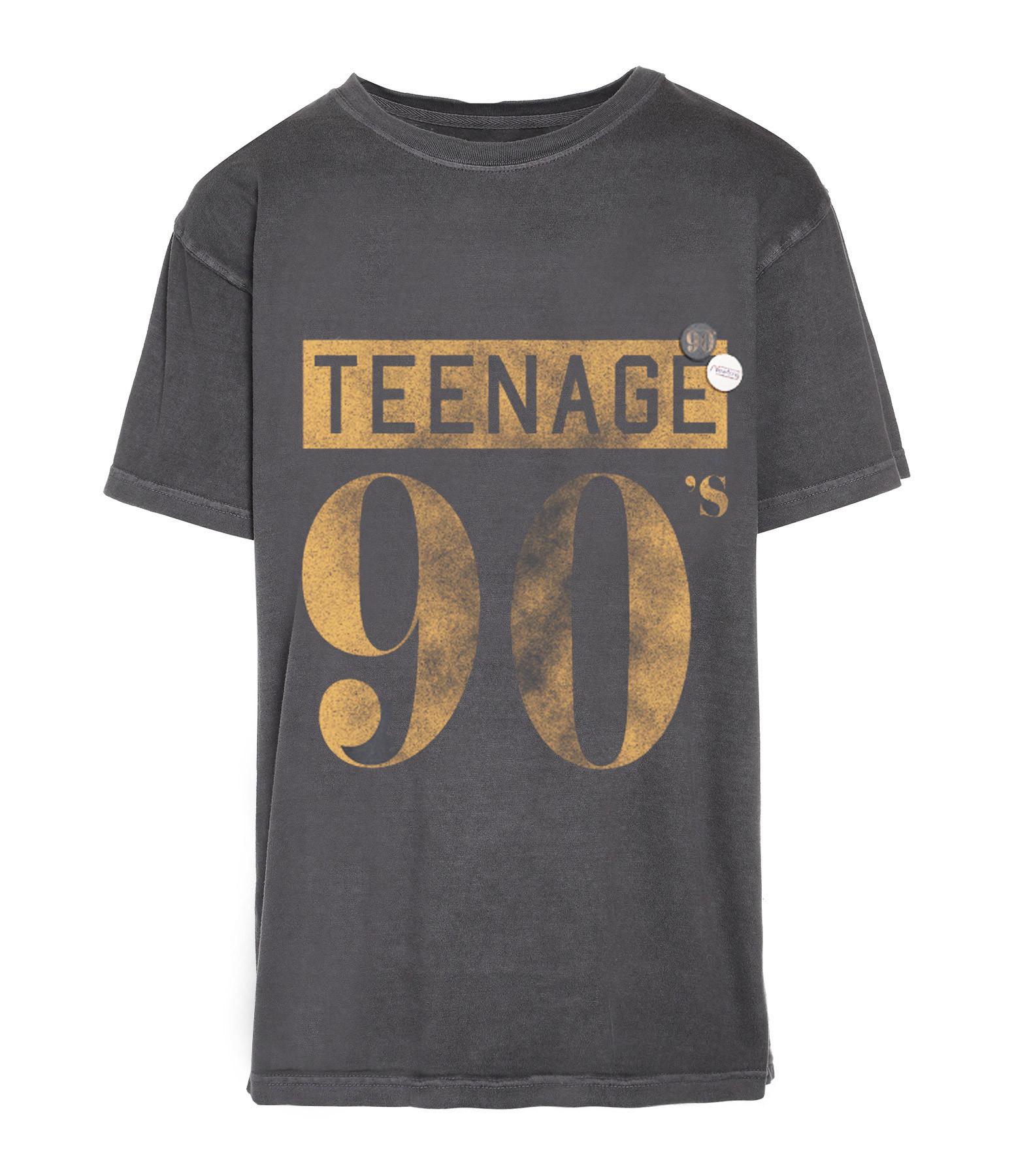NEWTONE - Tee-shirt Teenage Coton Pepper
