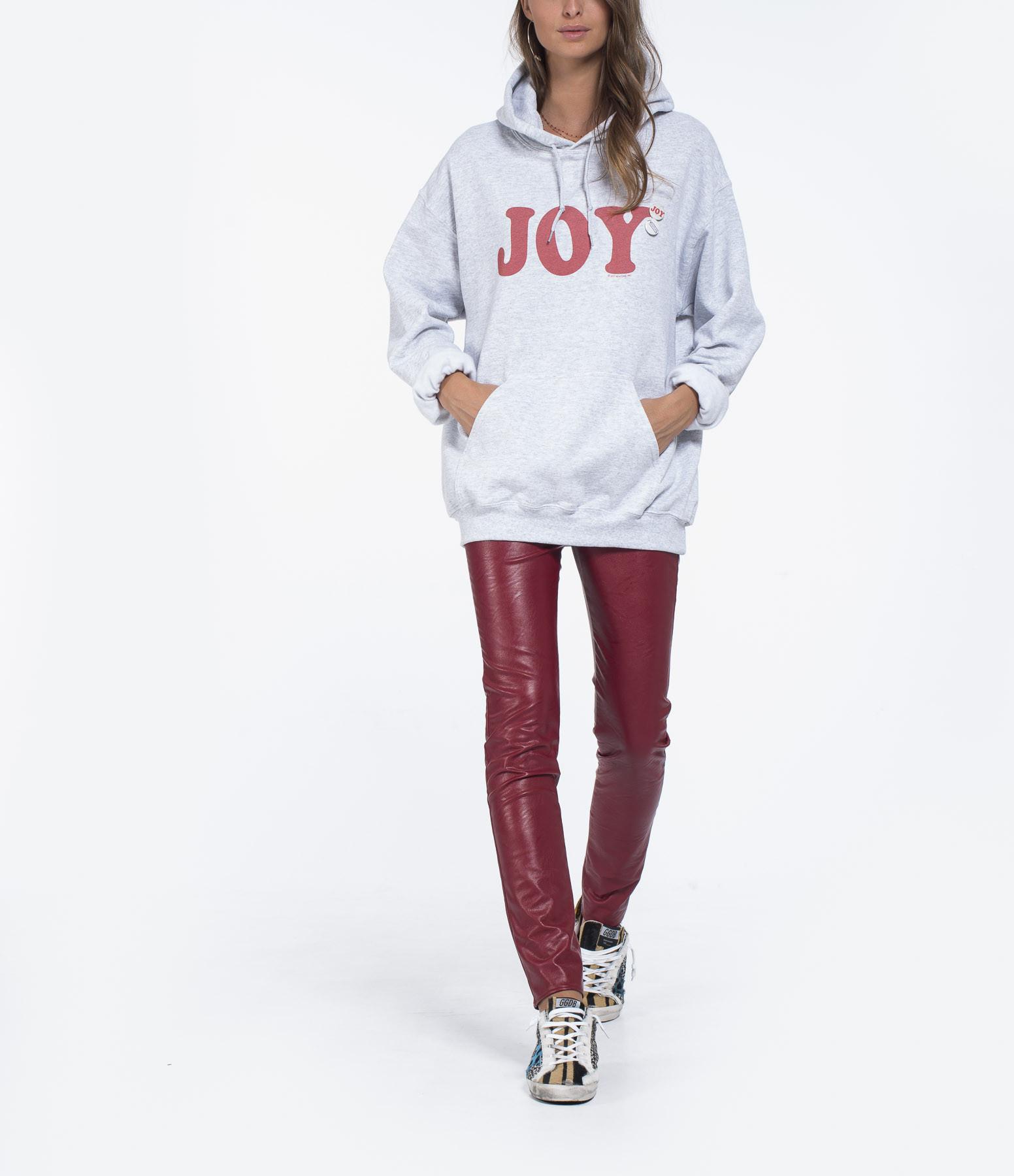 NEWTONE - Sweatshirt Capuche Joy Ash