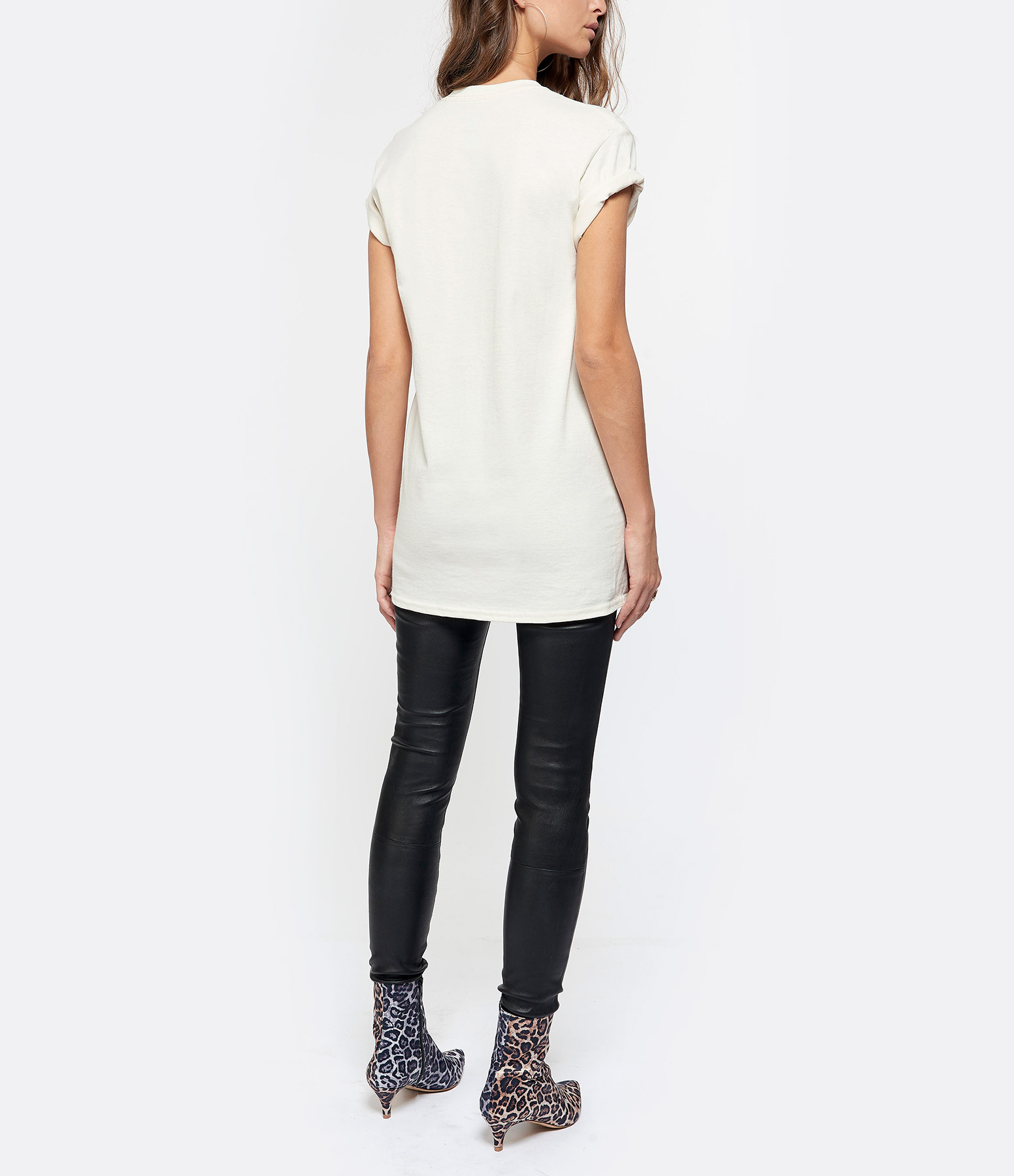NEWTONE - Tee-shirt Galaxy Club Coton Naturel