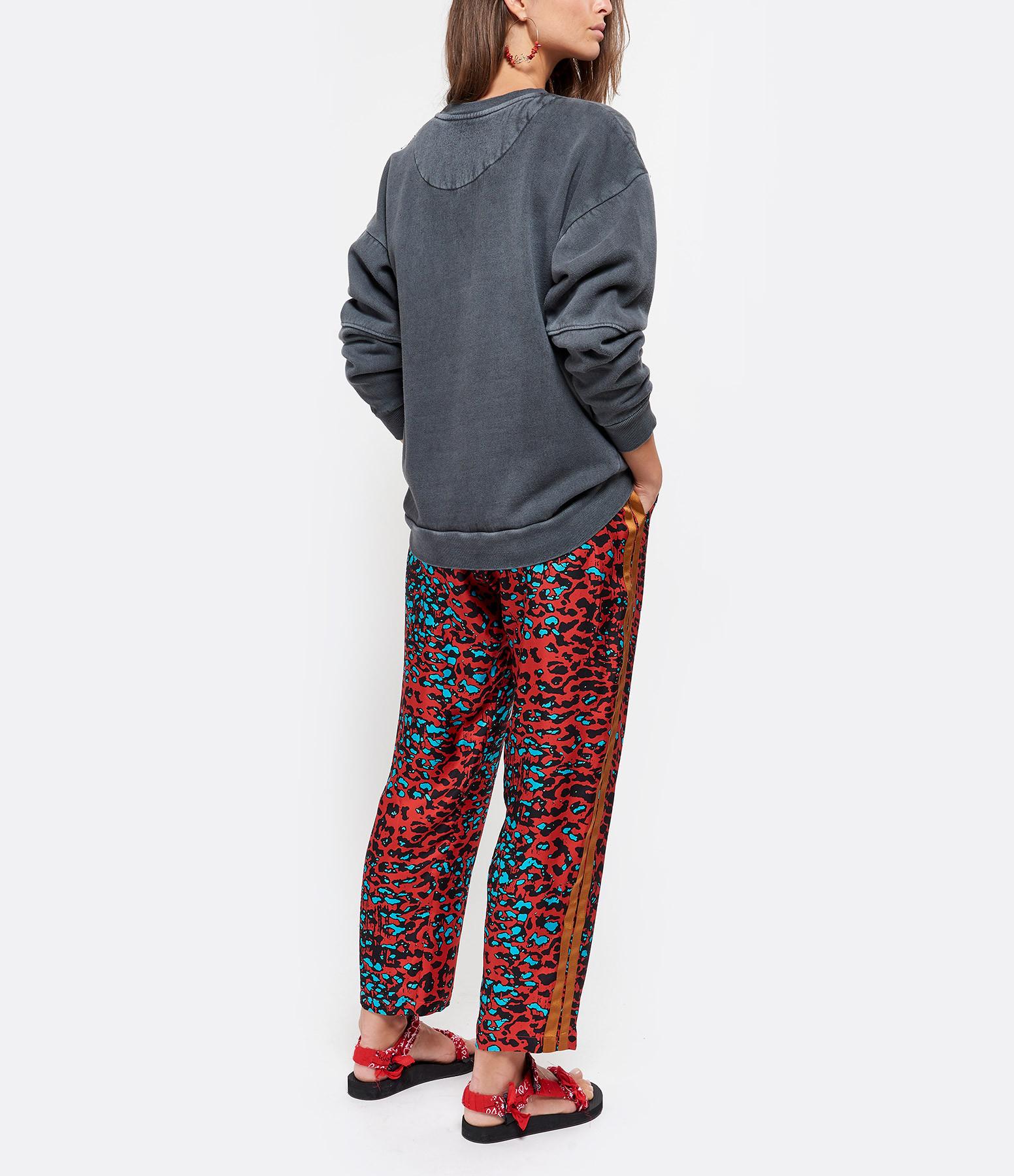 NEWTONE - Sweatshirt Roller Child Coton Pepper