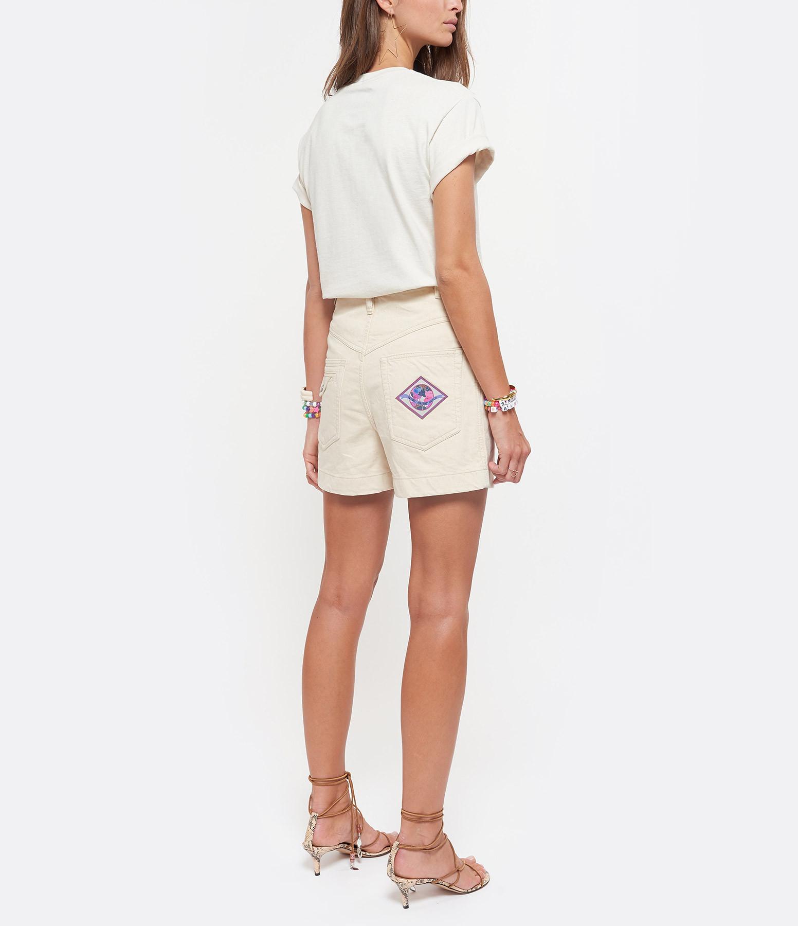 NEWTONE - Tee-shirt Phoenix Coton Naturel