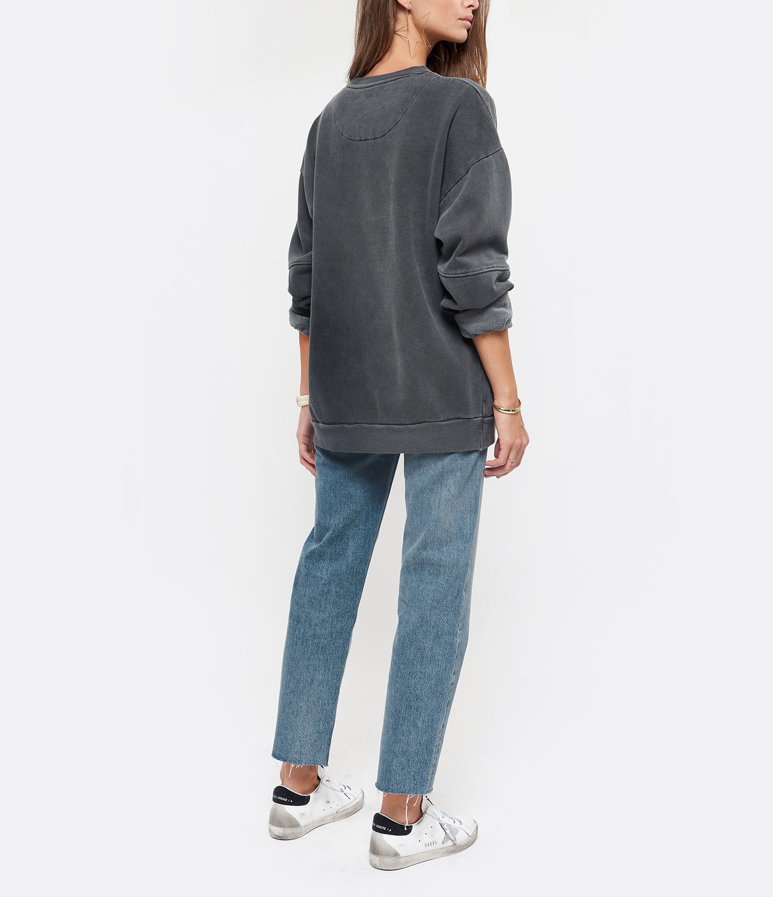 NEWTONE - Sweatshirt Roller Rockin Coton Pepper