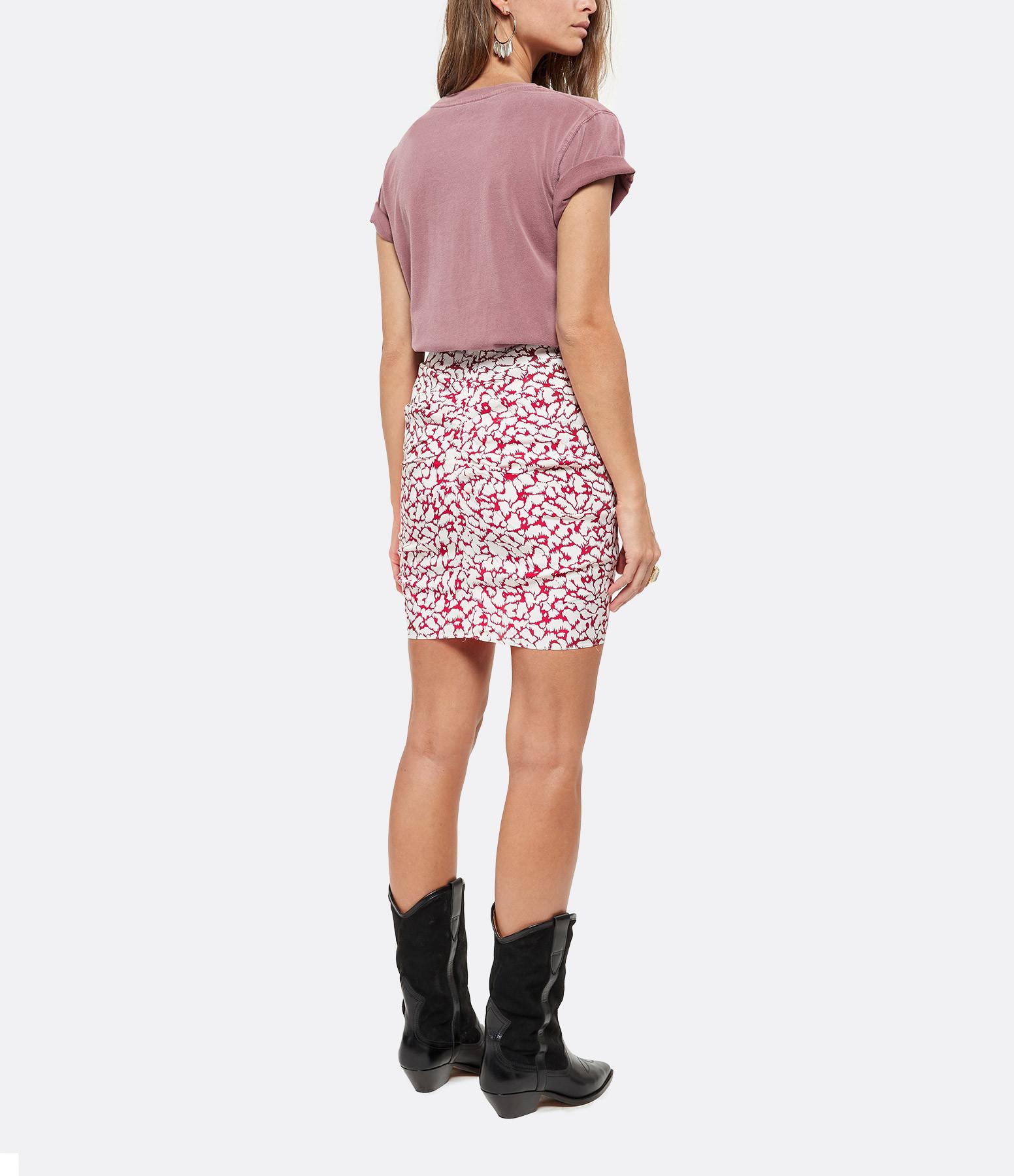 NEWTONE - Tee-shirt Phoenix Coton Brique