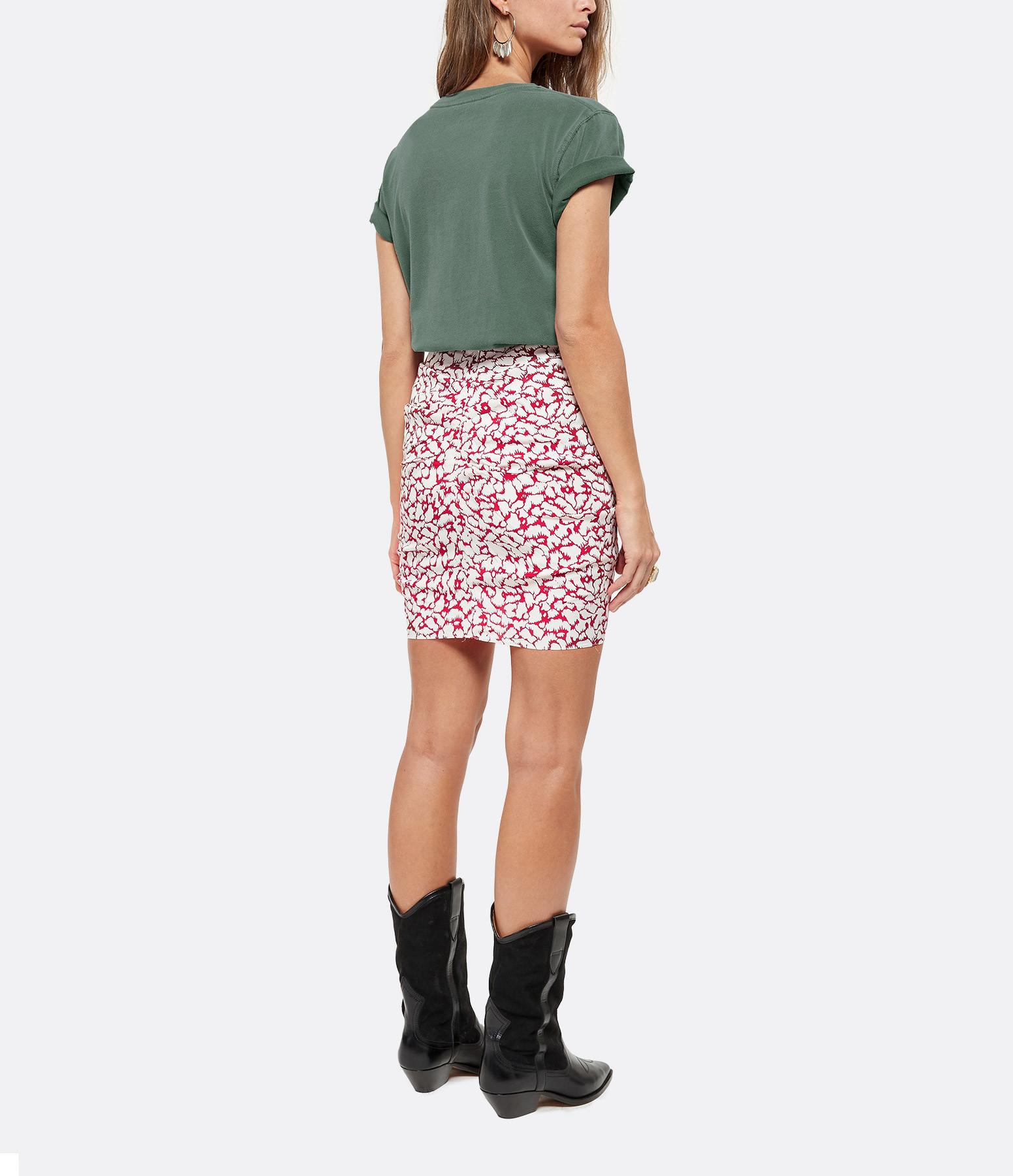 NEWTONE - Tee-shirt Phoenix Fit Trucker Coton Forest