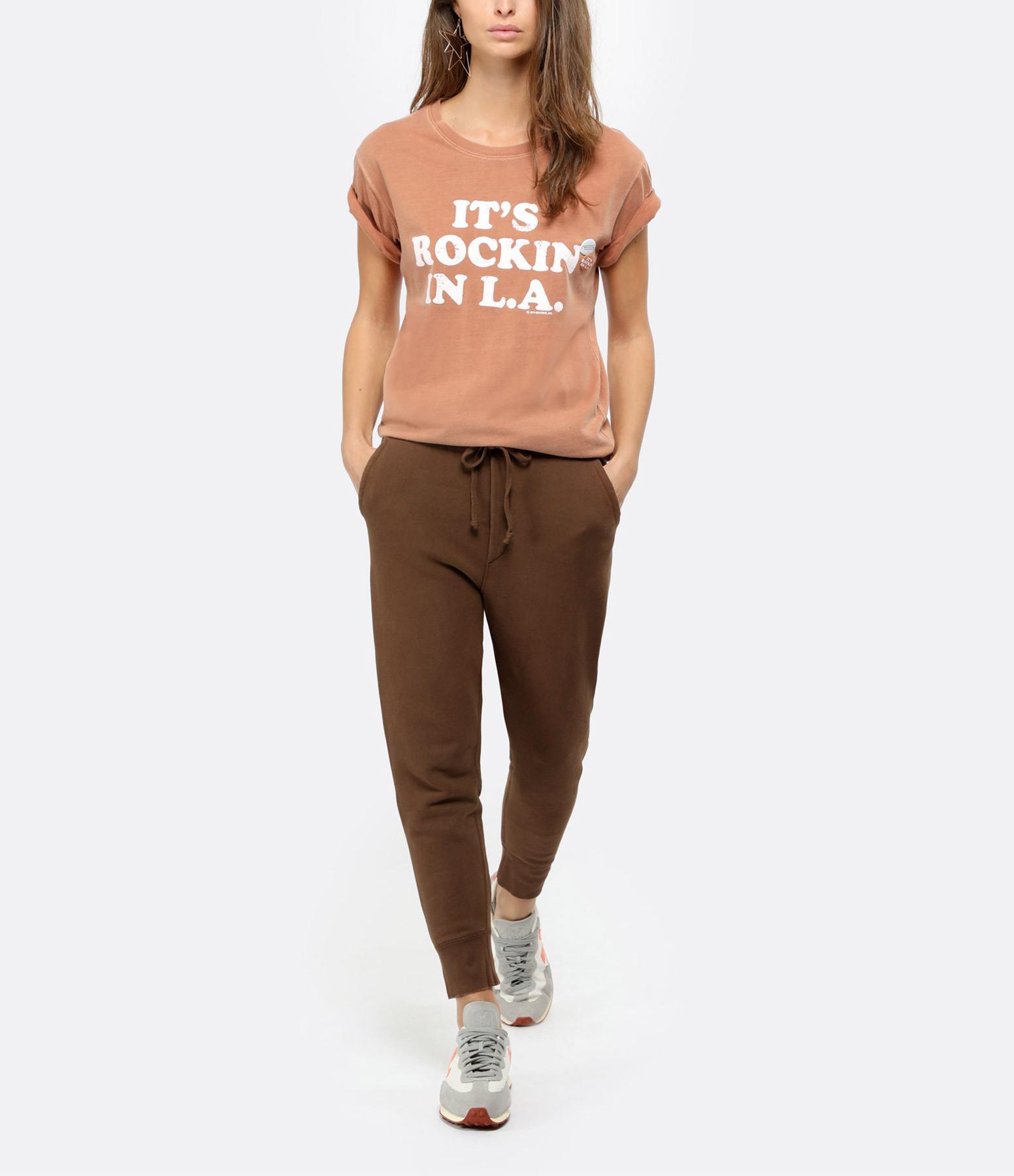 NEWTONE - Tee-shirt Rockin Fit Trucker Coton Yam