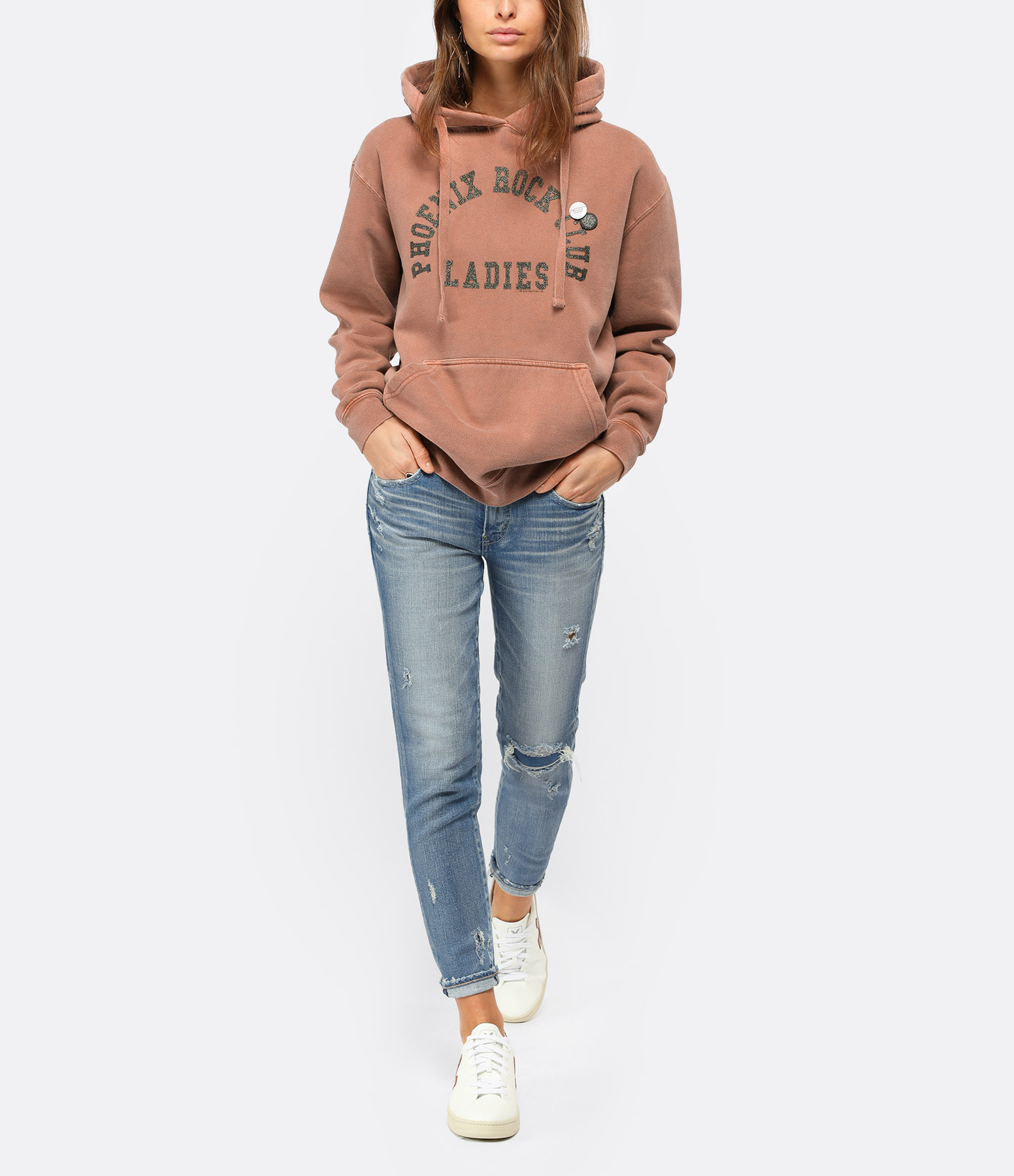 NEWTONE - Sweatshirt Phoenix Coton Yam