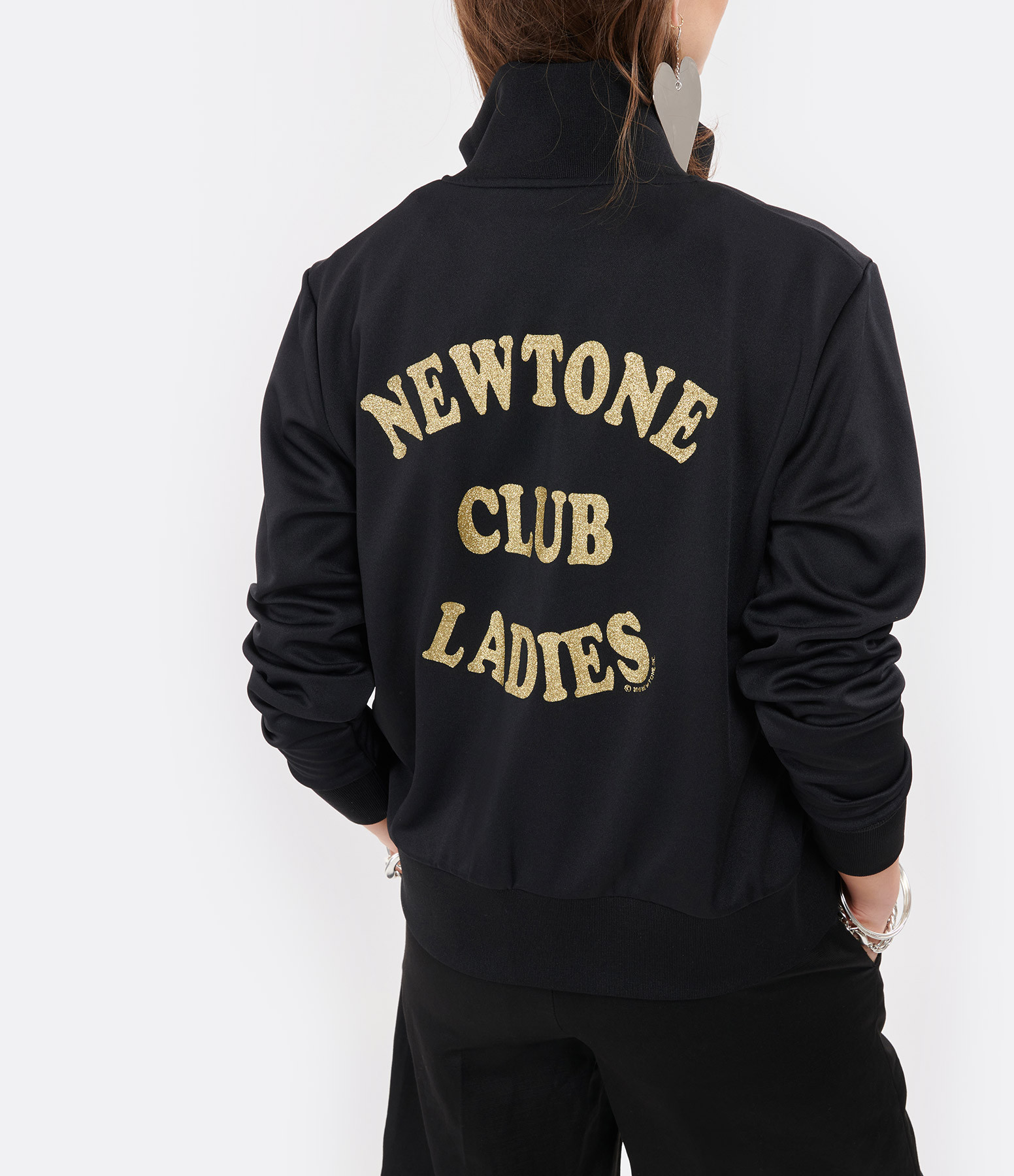 NEWTONE - Veste Dallas Club Noir