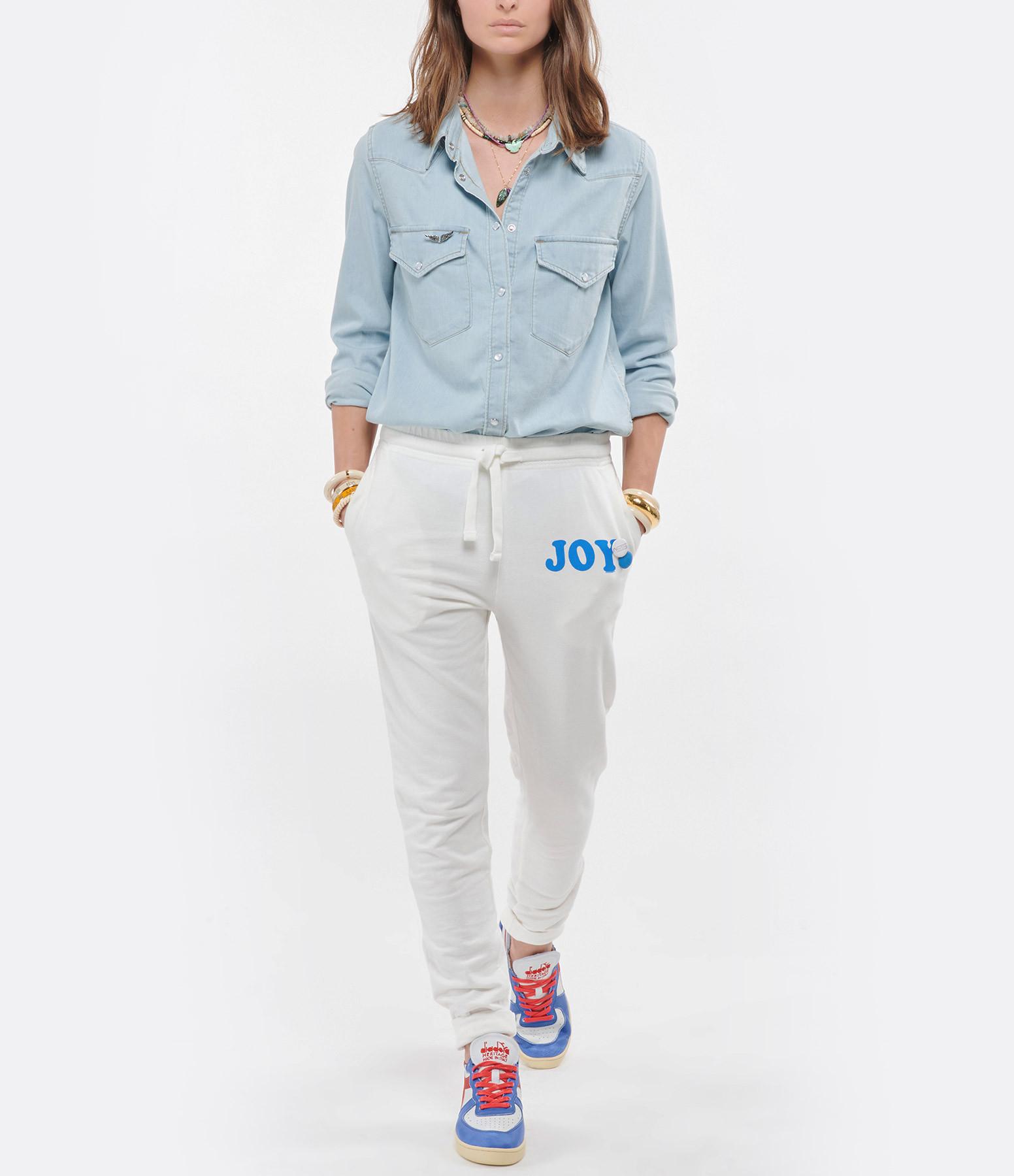 NEWTONE - Jogging Joy Coton Écru