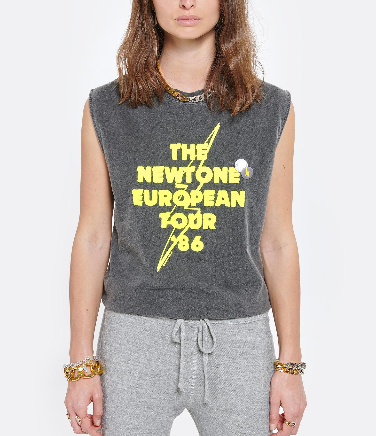 NEWTONE - Tee-shirt Biker Europe Coton Pepper