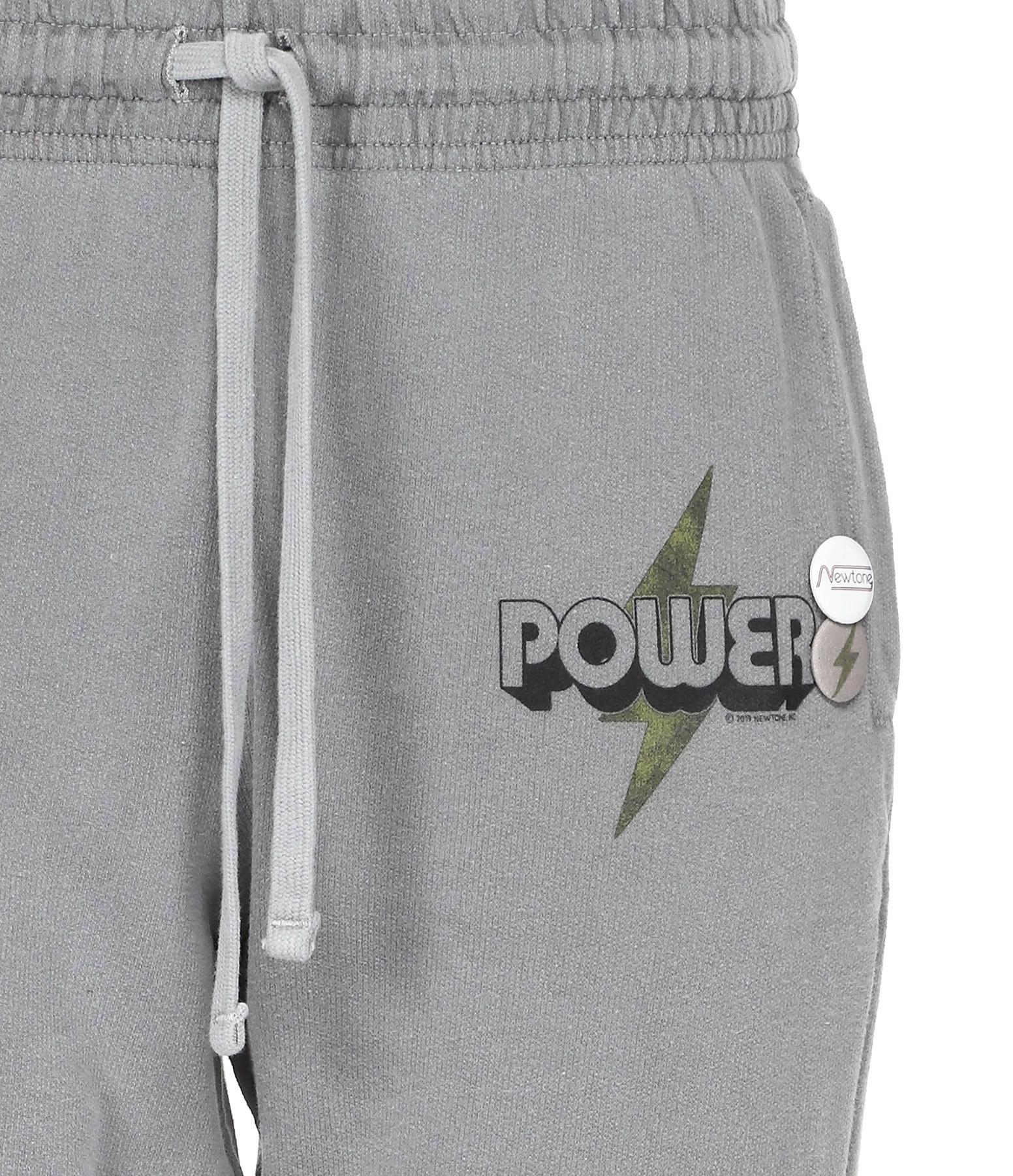 NEWTONE - Jogging Power Coton Gris