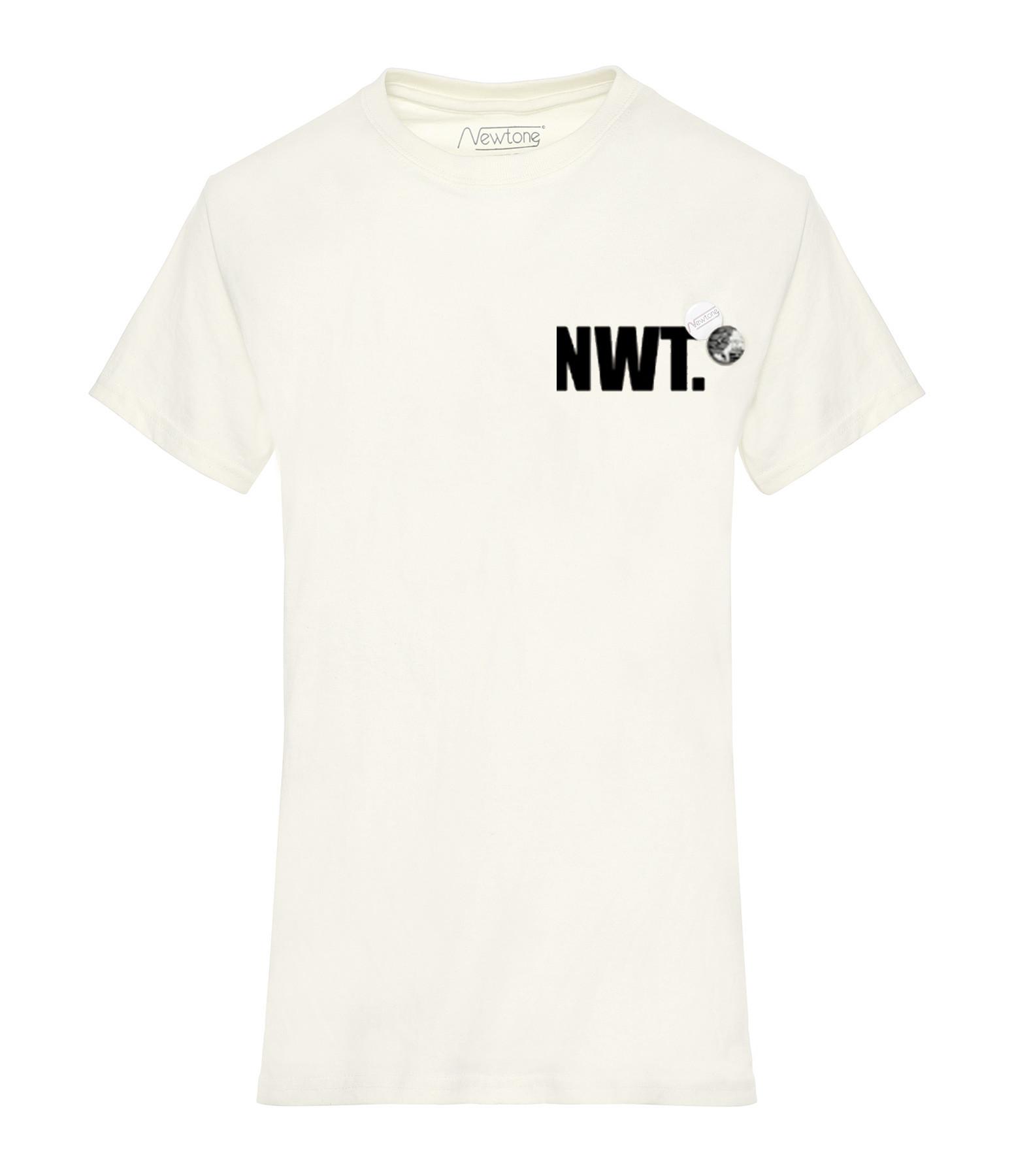 NEWTONE - Tee-shirt Pistols Coton Naturel