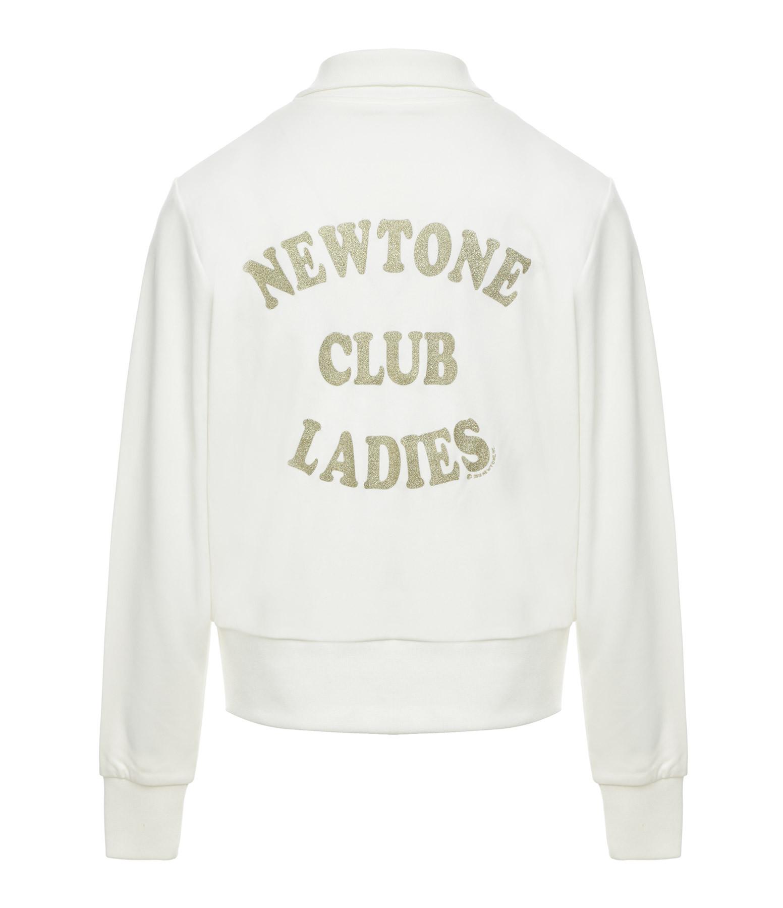 NEWTONE - Veste Dallas Club Écru