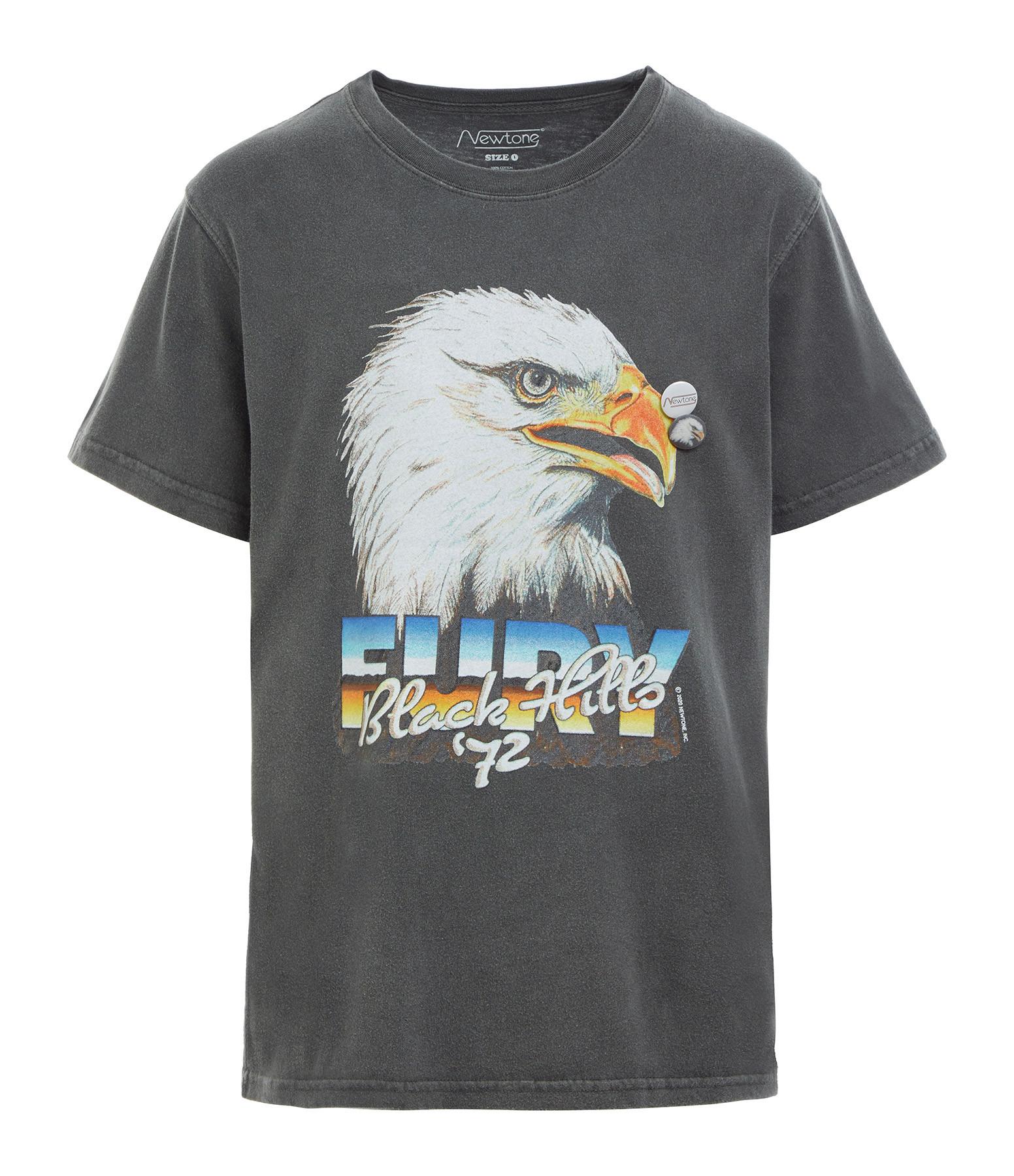 NEWTONE - Tee-shirt Trucker Hills Coton Pepper