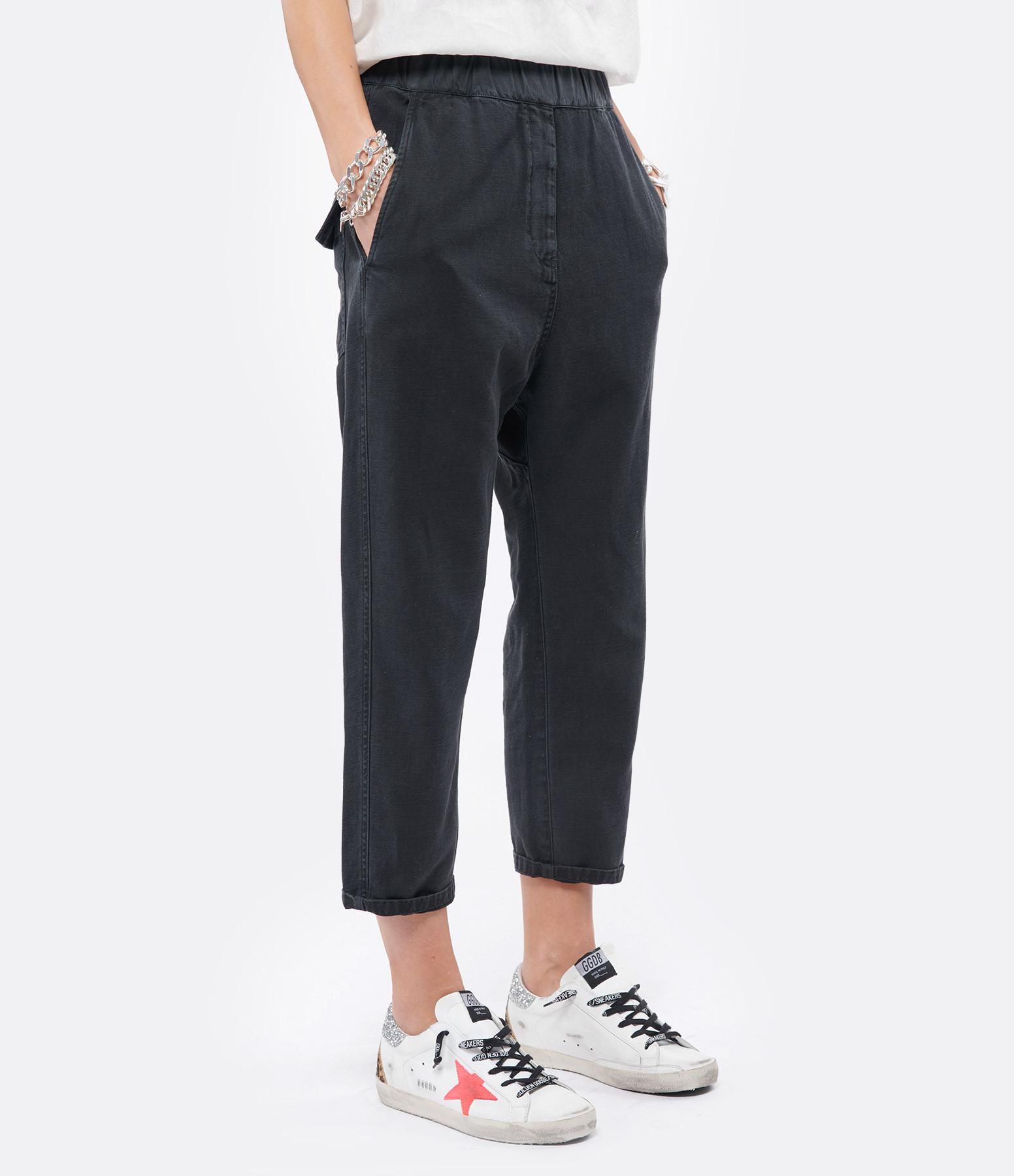 NILI LOTAN - Pantalon Casablanca Carbone