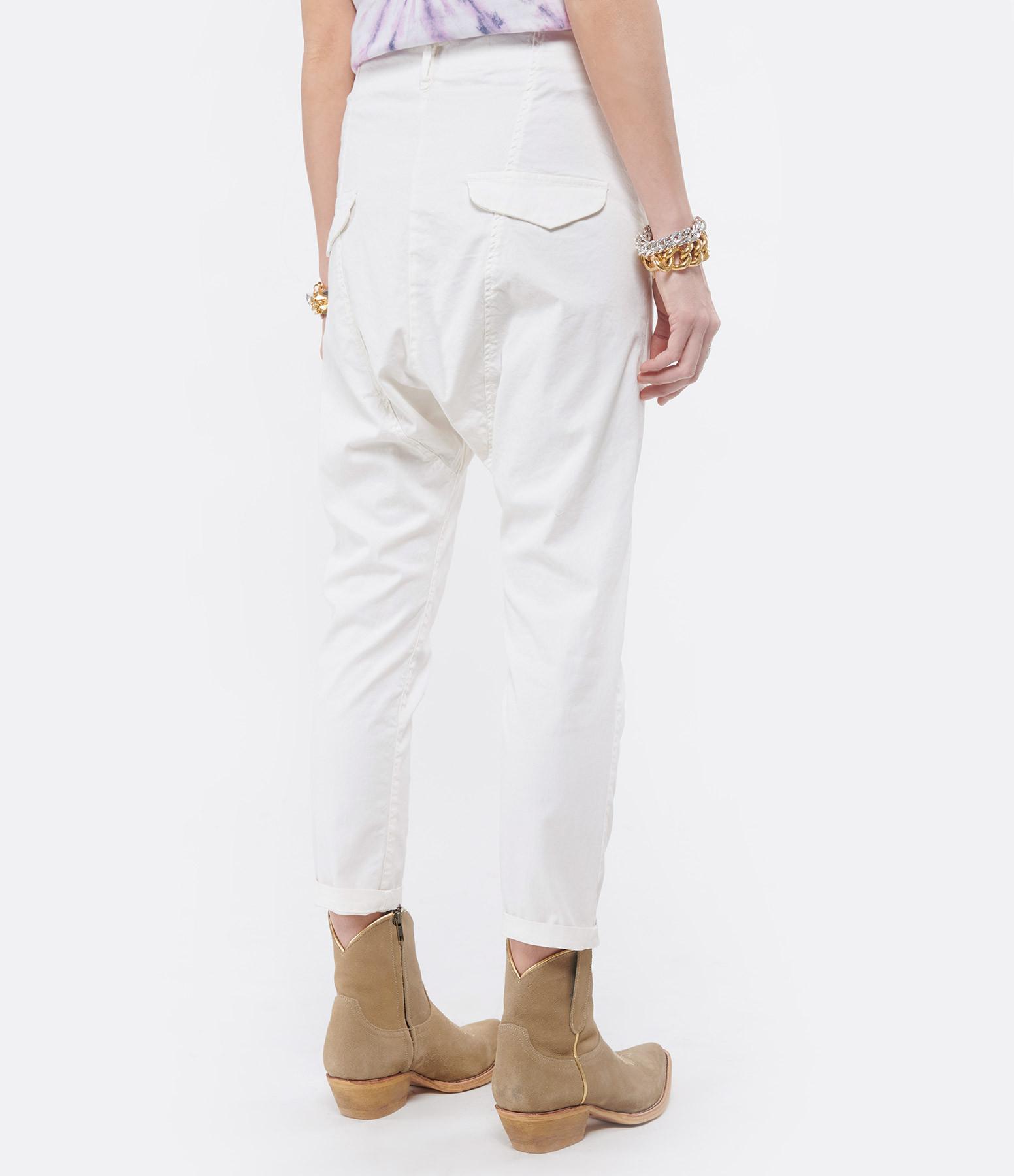 NILI LOTAN - Pantalon Paris Beige